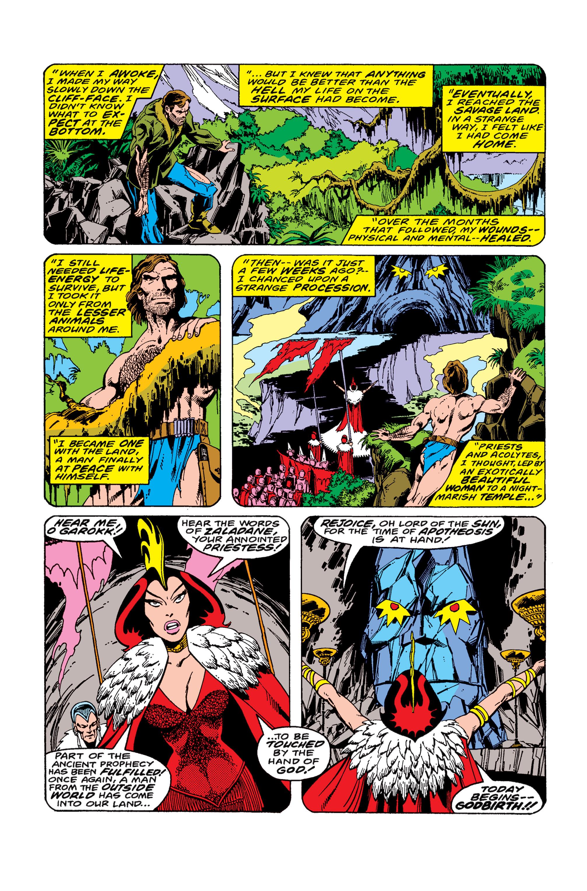 Uncanny X-Men (1963) 115 Page 11