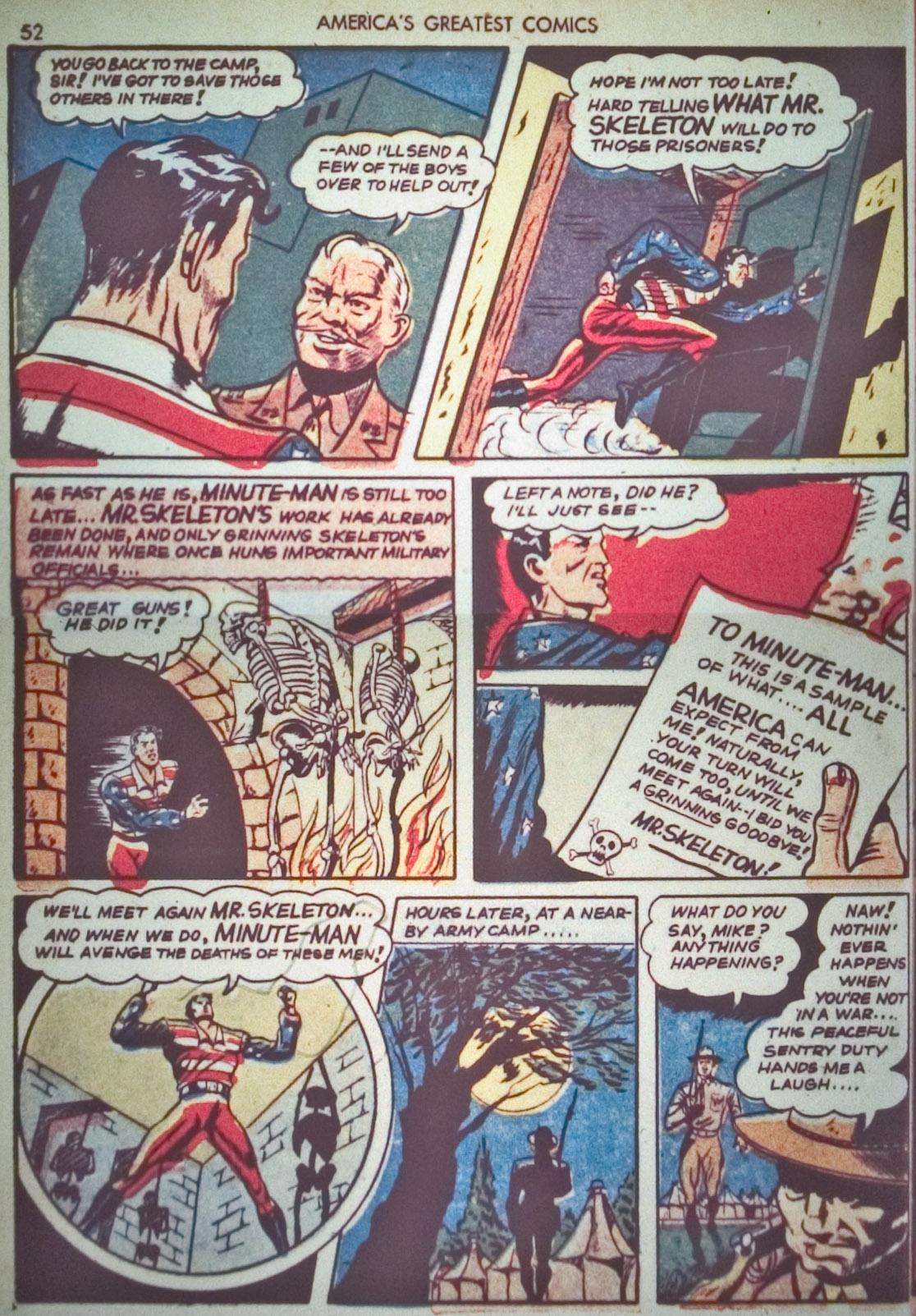 Read online America's Greatest Comics comic -  Issue #1 - 55