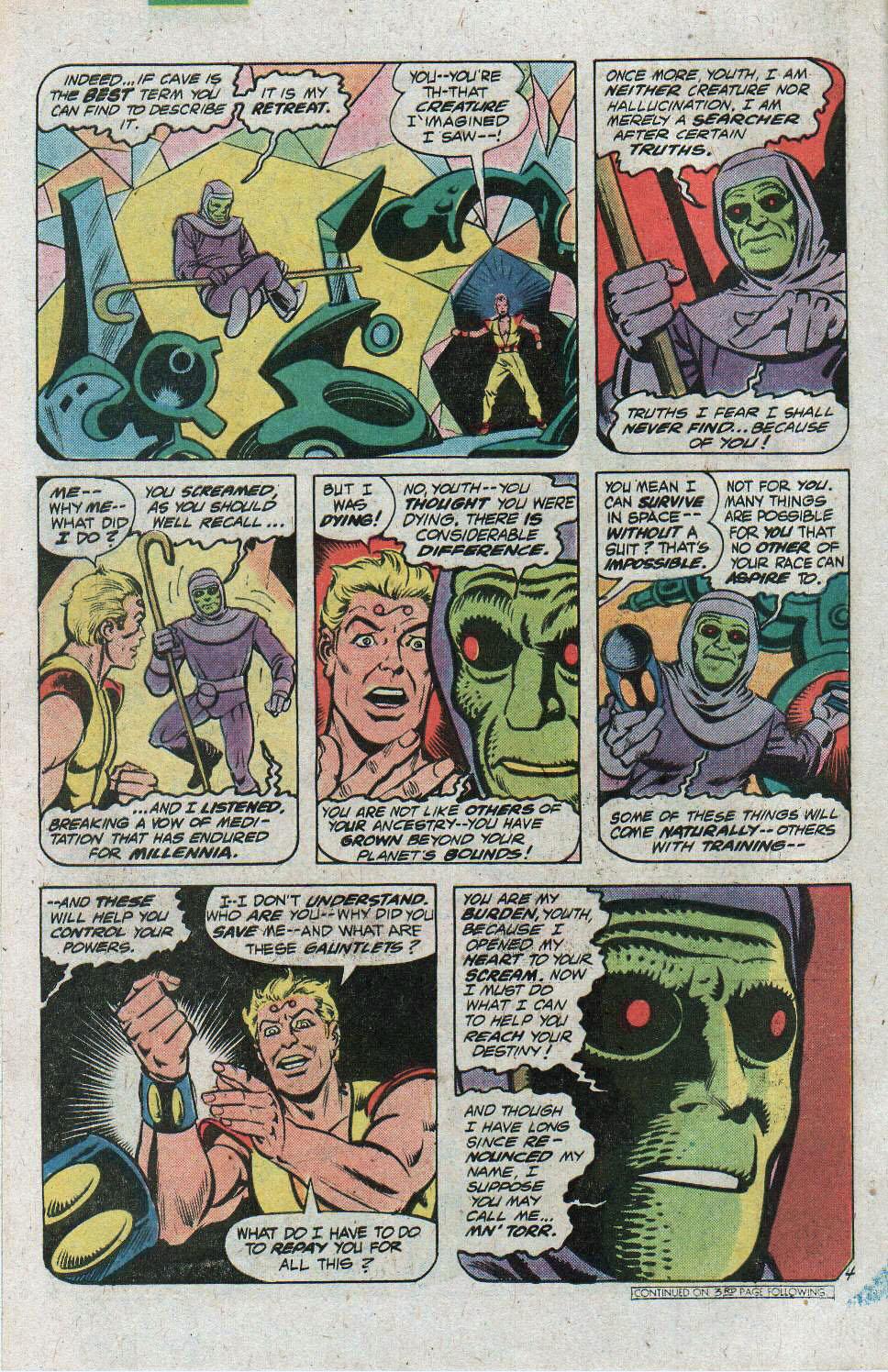 Read online Adventure Comics (1938) comic -  Issue #470 - 6