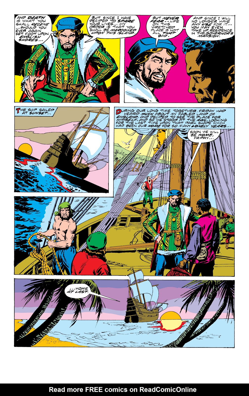 Marvel Classics Comics Series Featuring issue 19 - Page 50