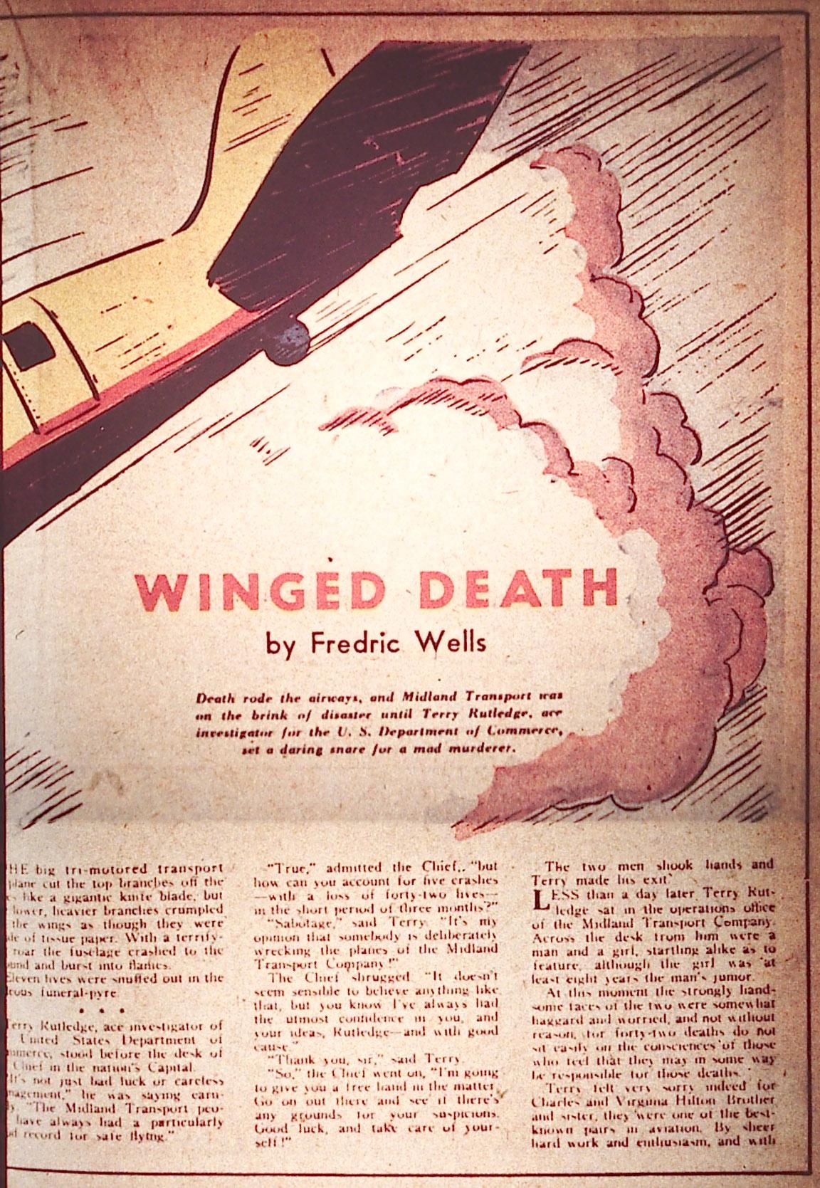 Read online Detective Comics (1937) comic -  Issue #5 - 35