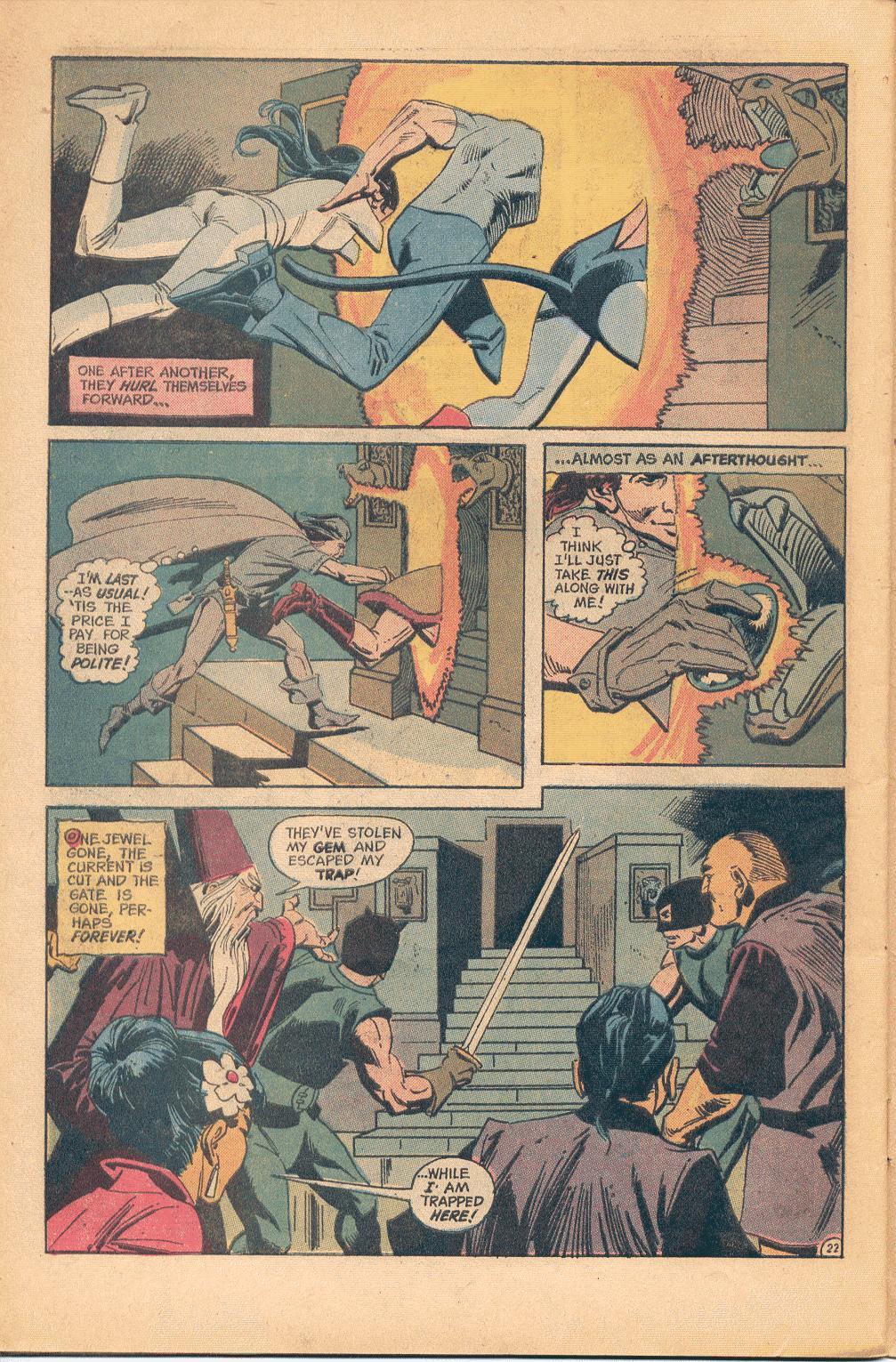 Read online Wonder Woman (1942) comic -  Issue #202 - 23