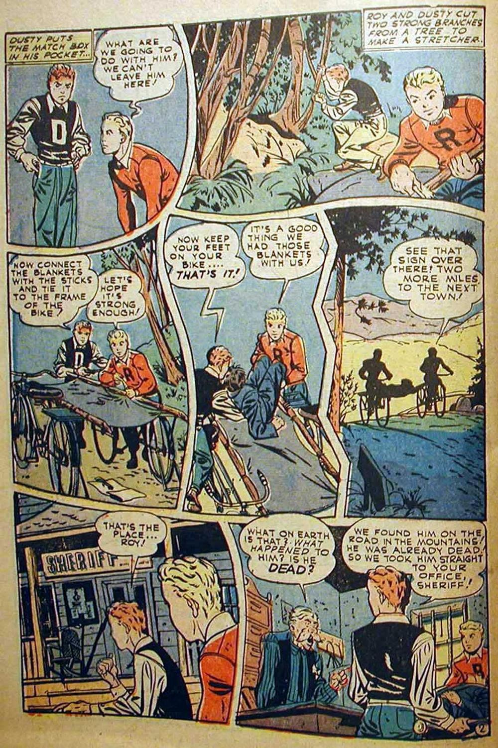 Hangman Comics issue 5 - Page 58