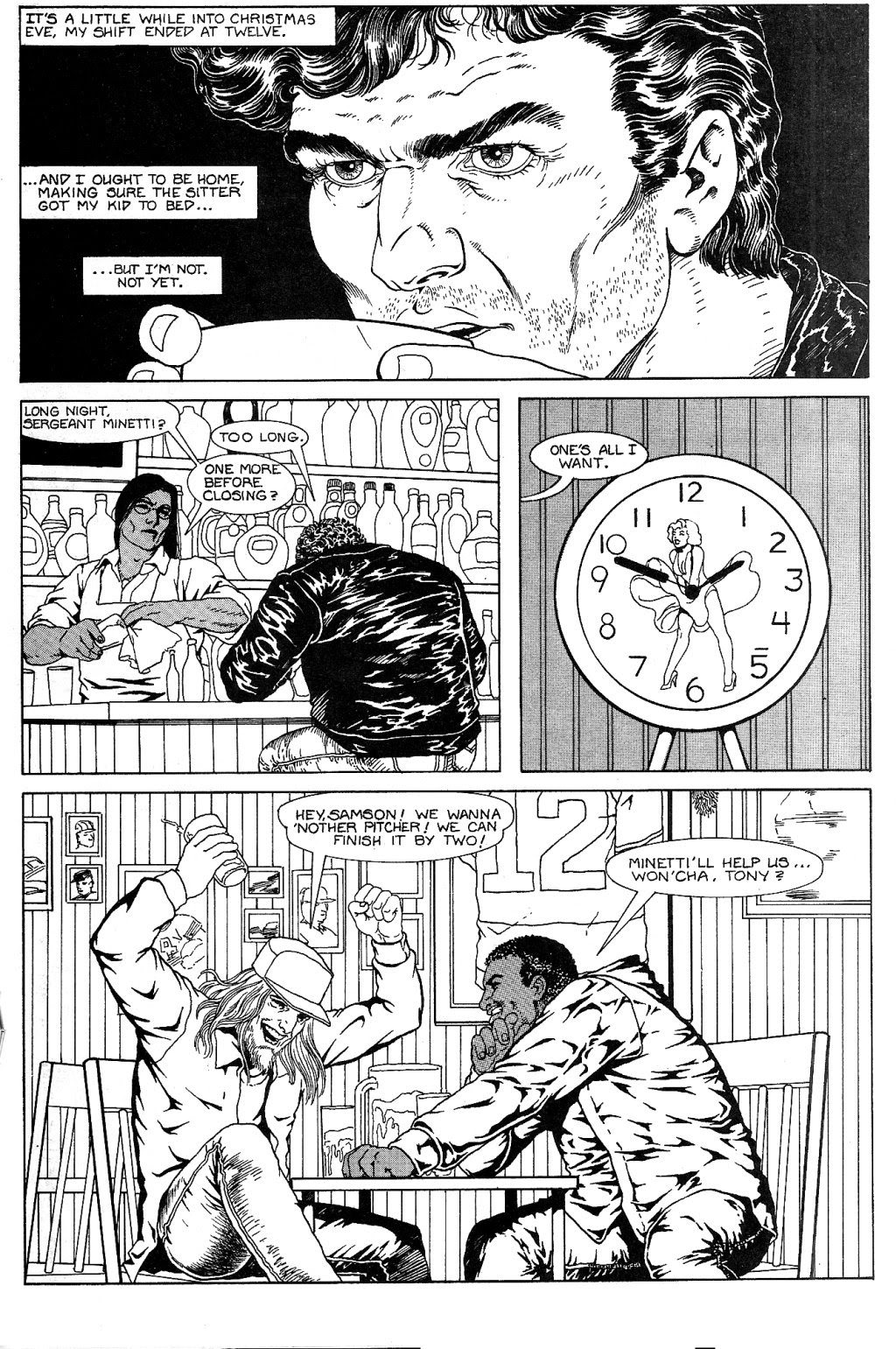 A Distant Soil (1991) issue 9 - Page 15