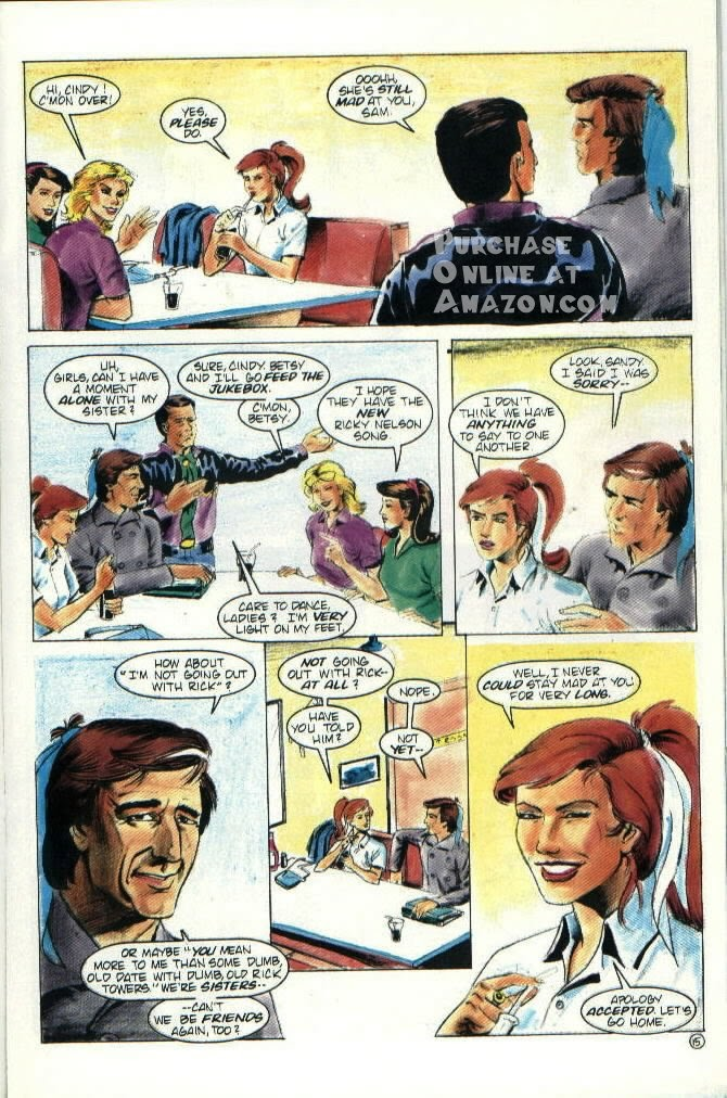 Read online Quantum Leap comic -  Issue #6 - 16