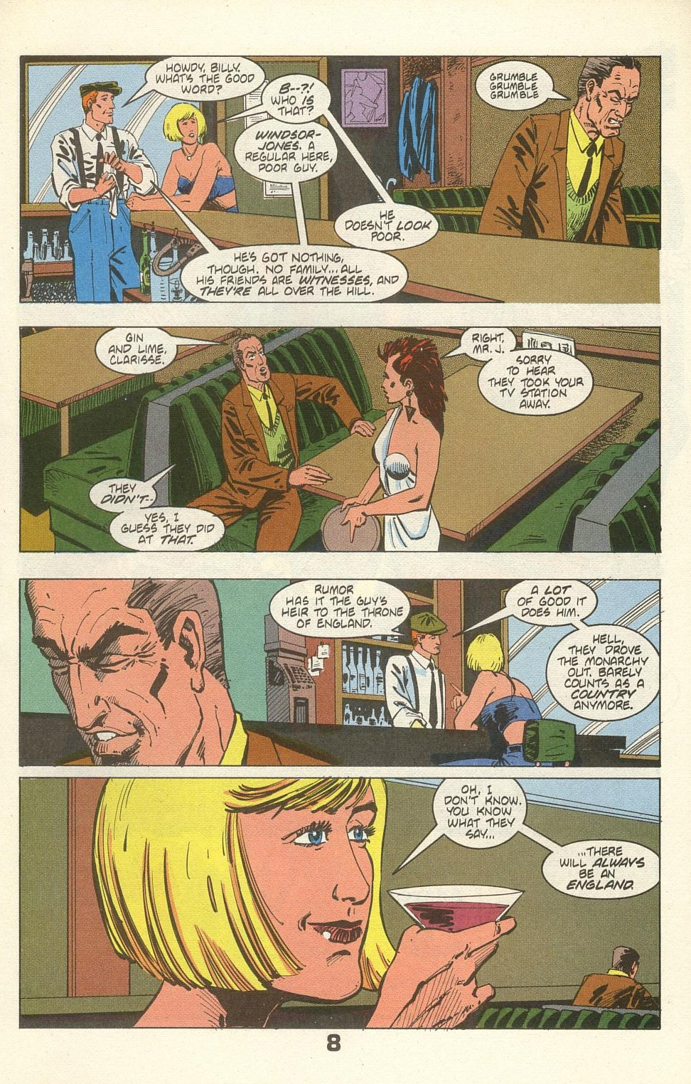 Read online American Flagg! comic -  Issue #35 - 11