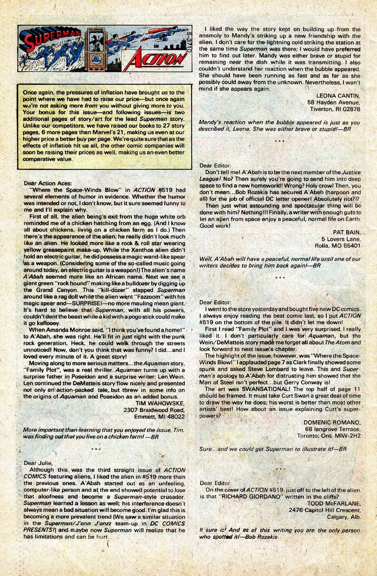Action Comics (1938) 524 Page 36