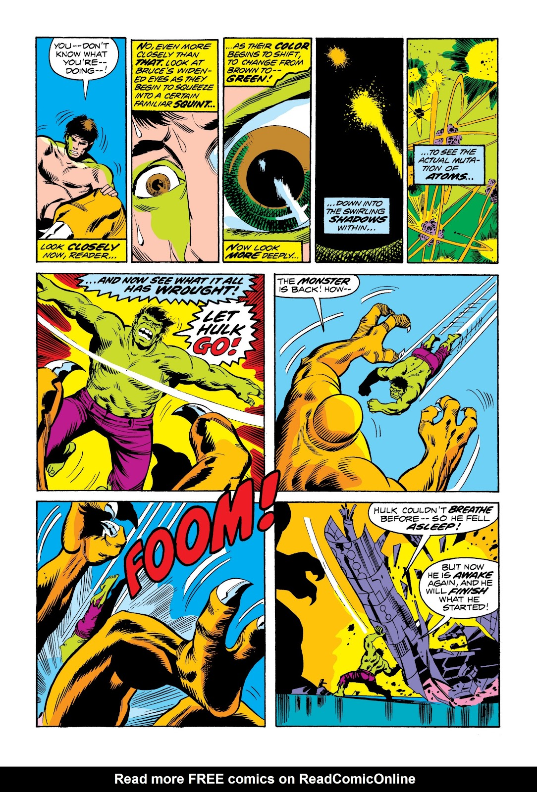 Read online Marvel Masterworks: The Incredible Hulk comic -  Issue # TPB 9 (Part 3) - 72