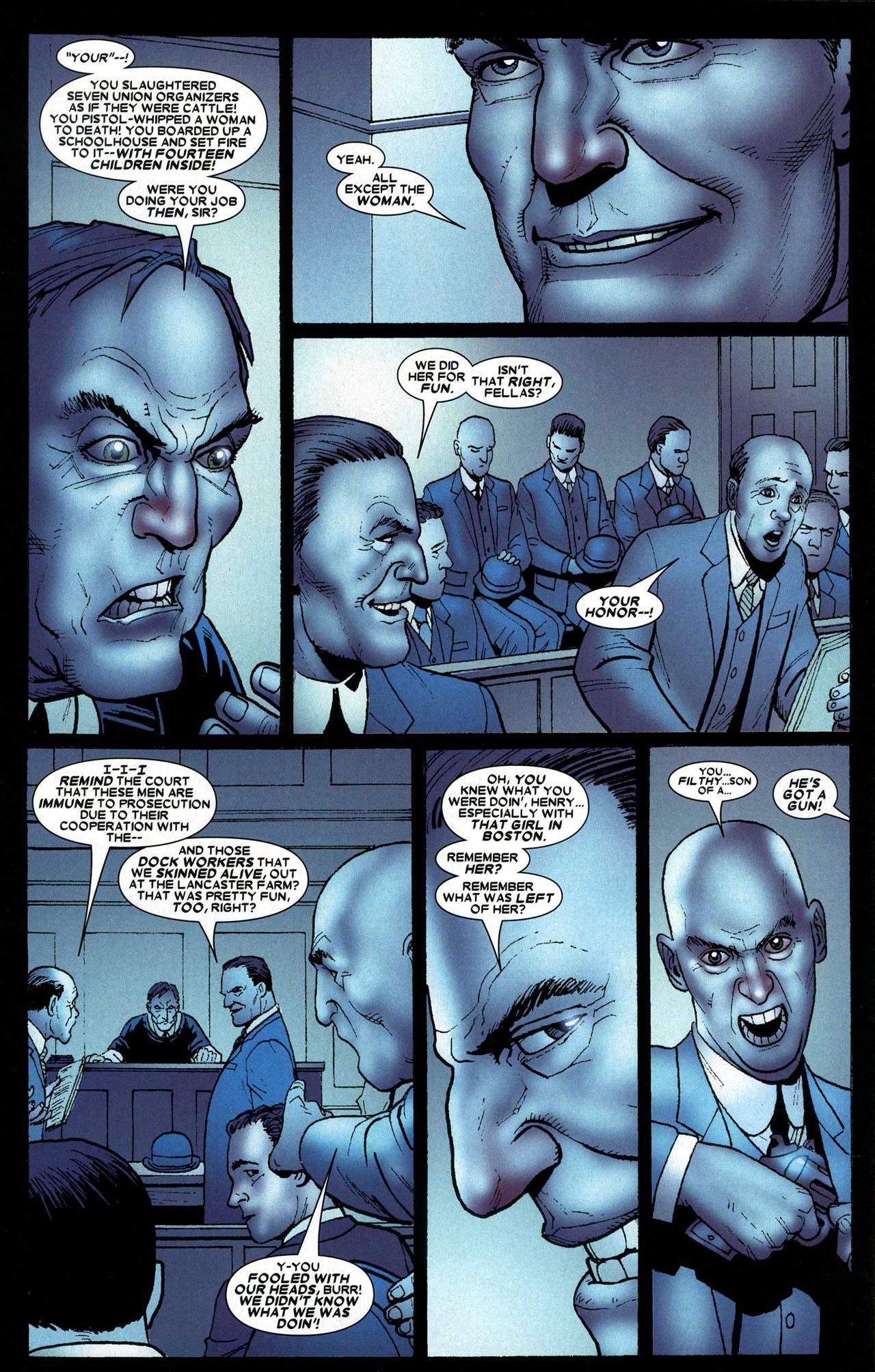 Read online Wolverine: Origins comic -  Issue #14 - 18