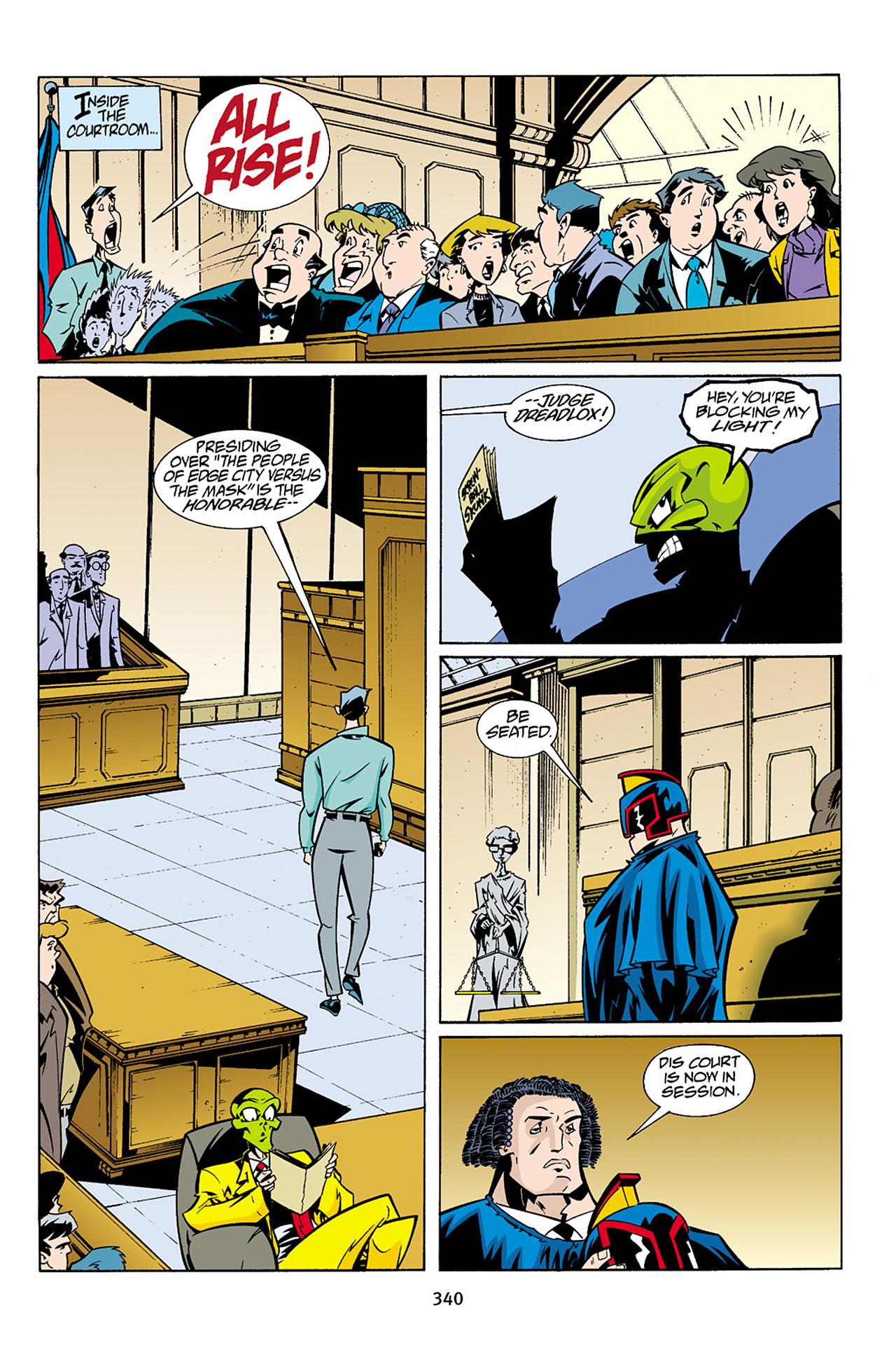 Read online Adventures Of The Mask Omnibus comic -  Issue #Adventures Of The Mask Omnibus Full - 339