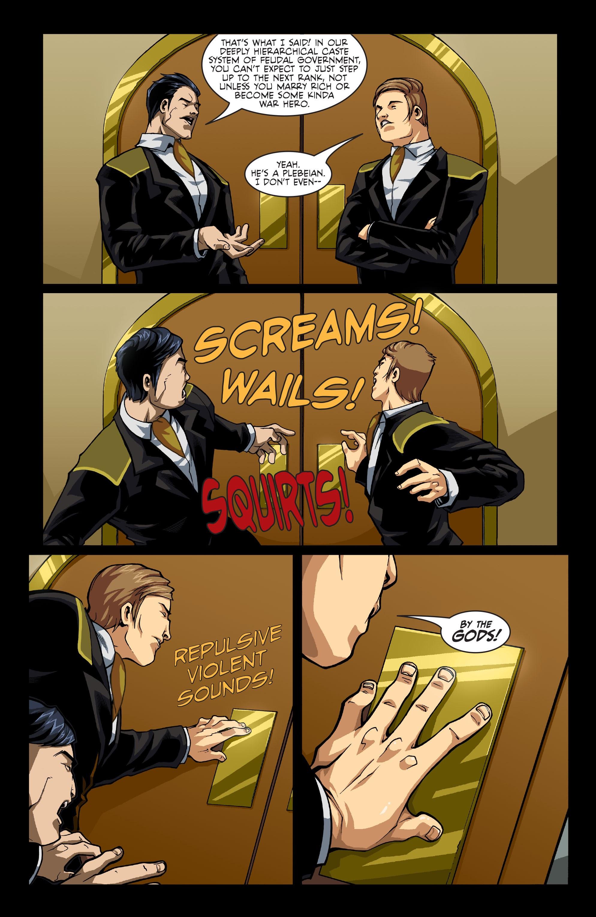 Read online Skullkickers comic -  Issue #7 - 19