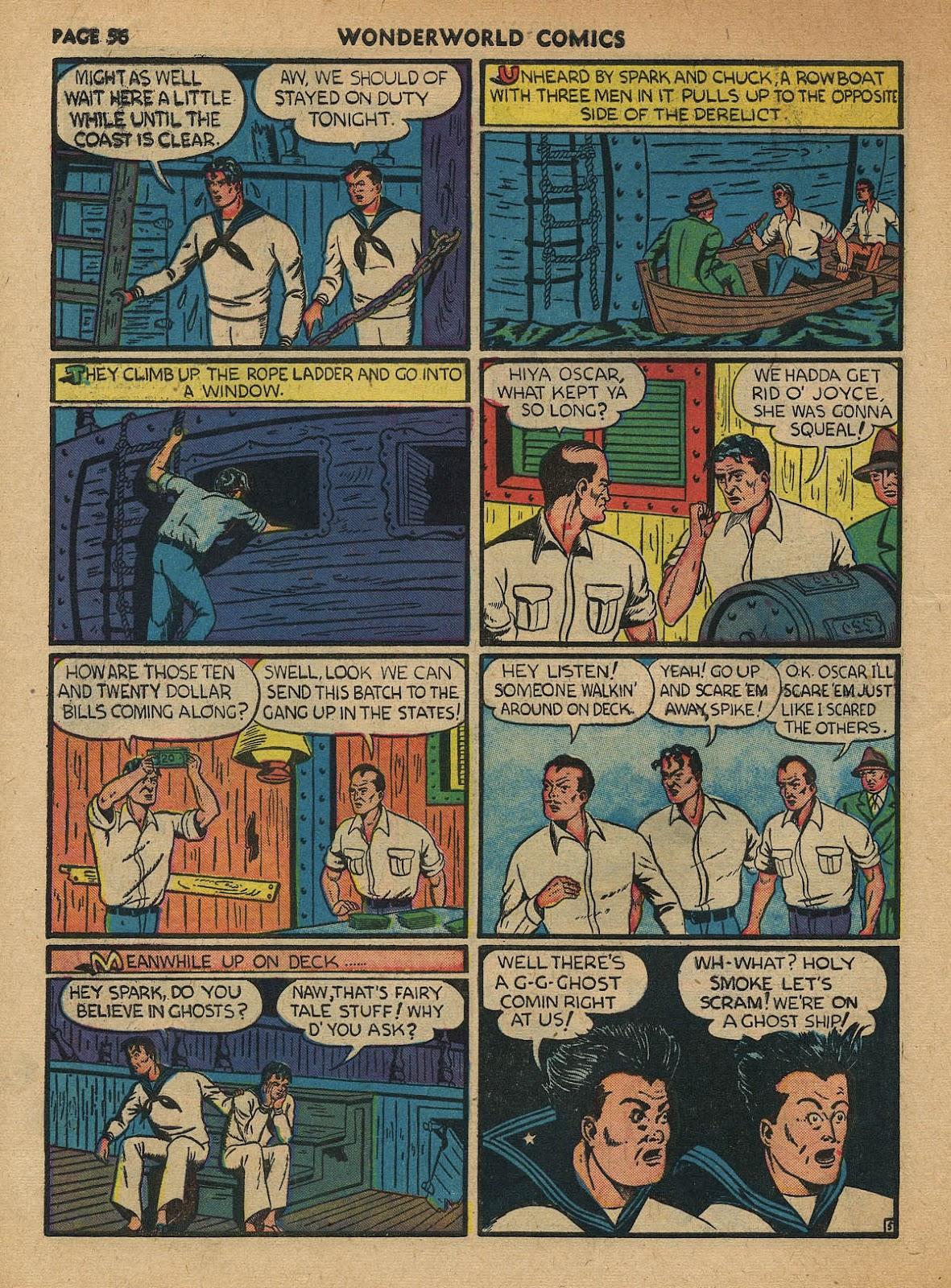 Wonderworld Comics issue 23 - Page 57
