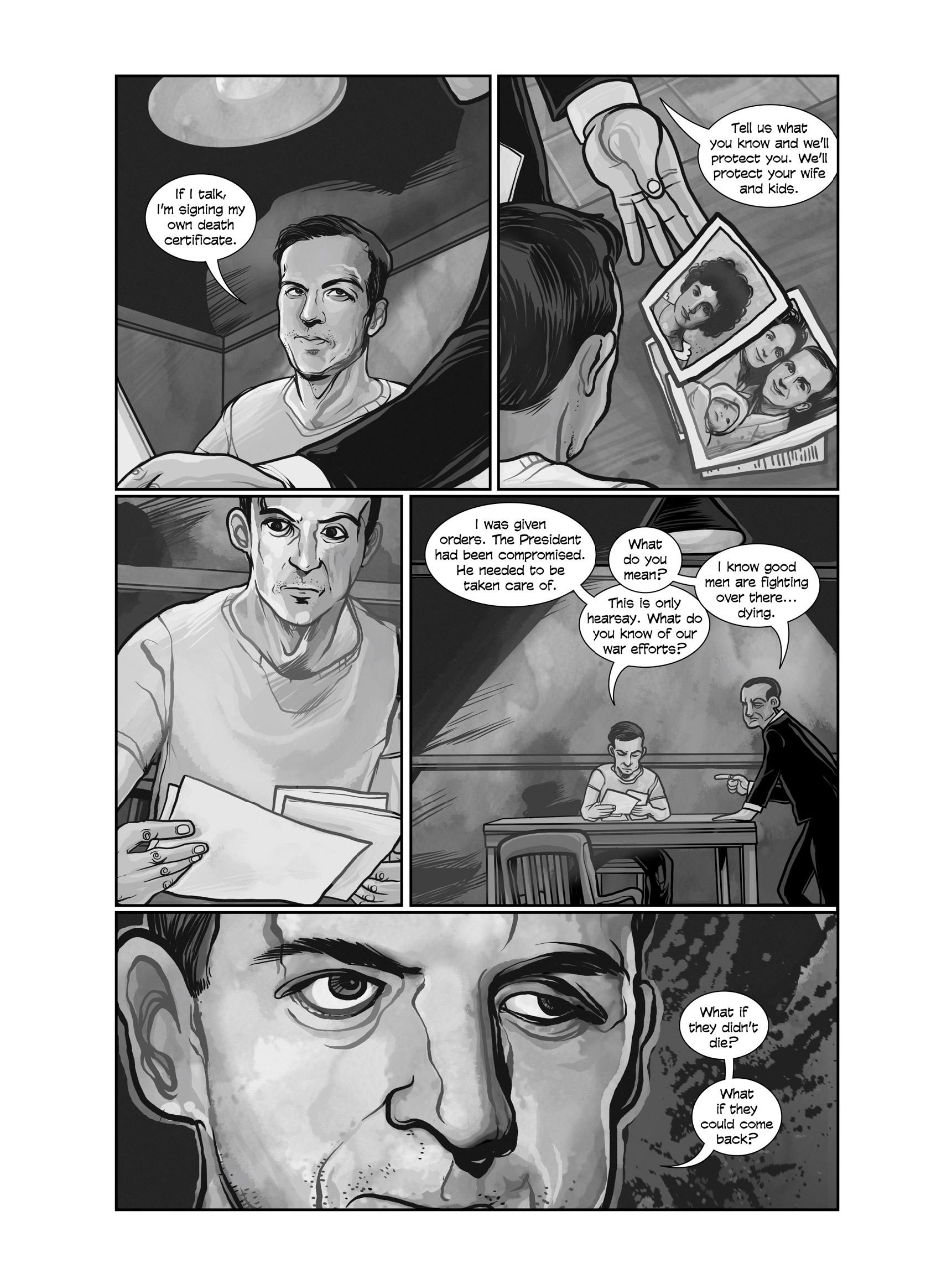 Read online FUBAR comic -  Issue #3 - 315