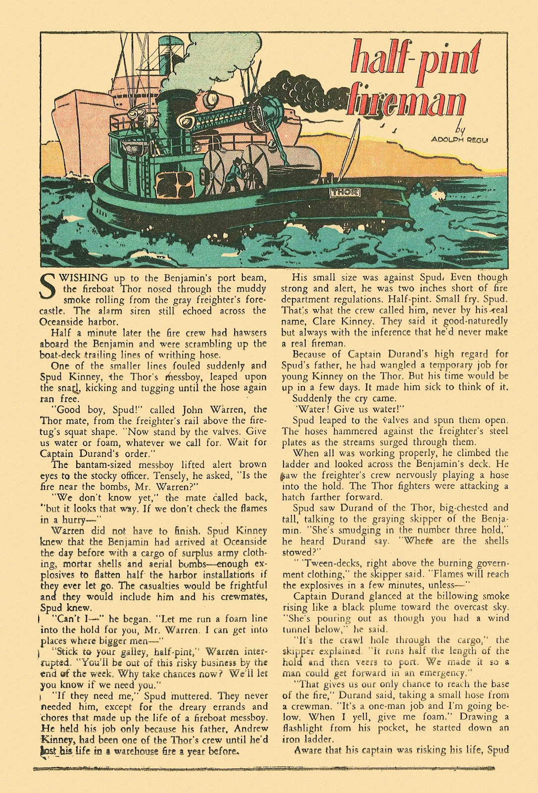 Read online Famous Funnies comic -  Issue #181 - 28