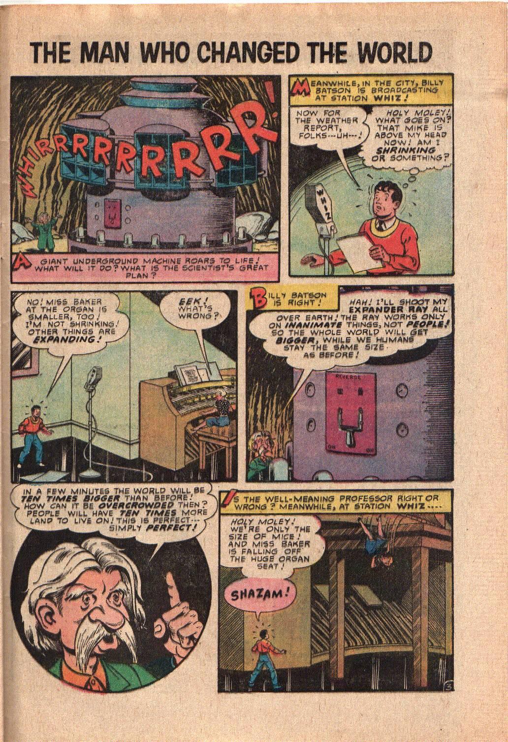 Read online Shazam! (1973) comic -  Issue #6 - 29