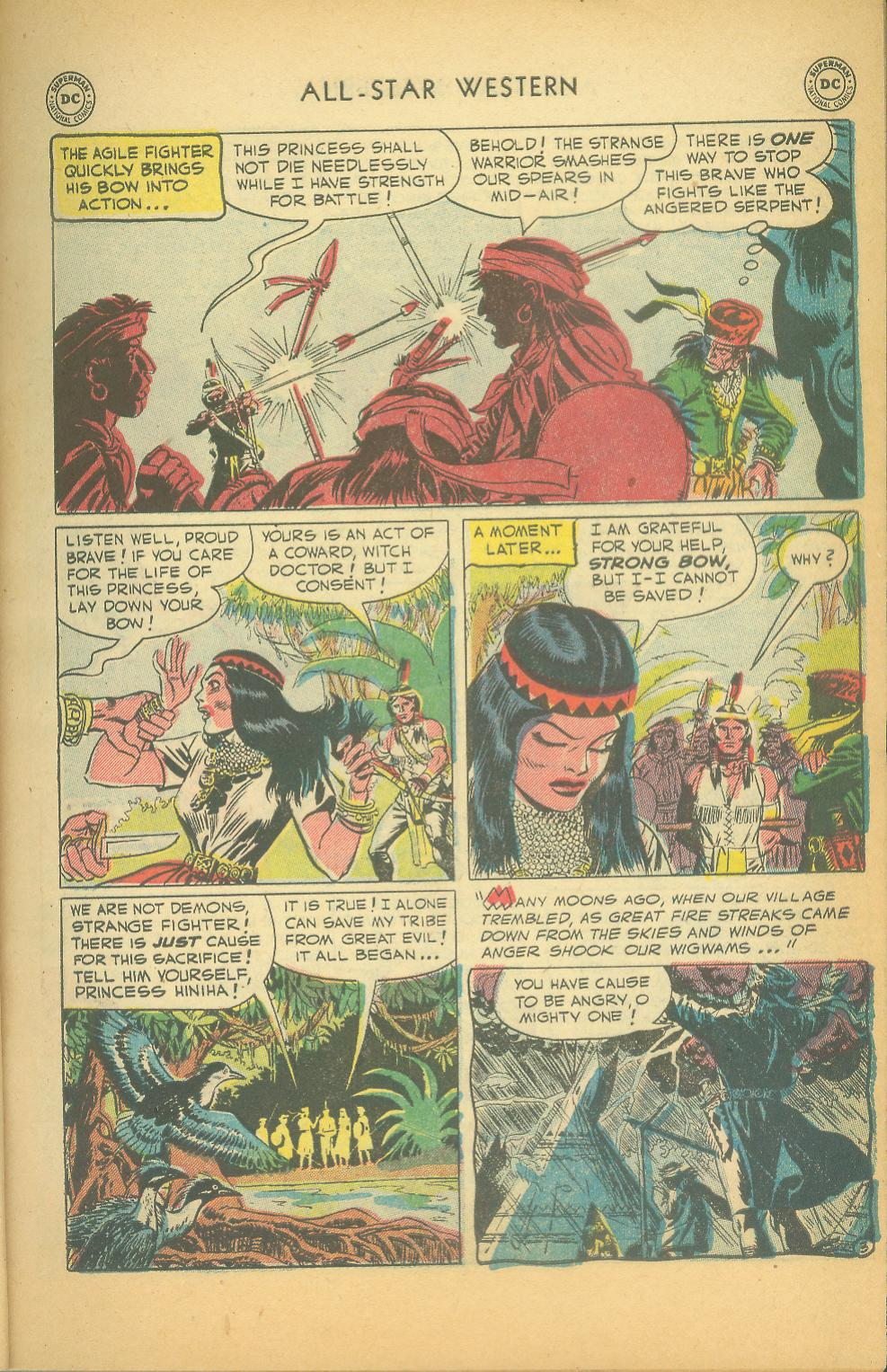 Read online All-Star Western (1951) comic -  Issue #61 - 5