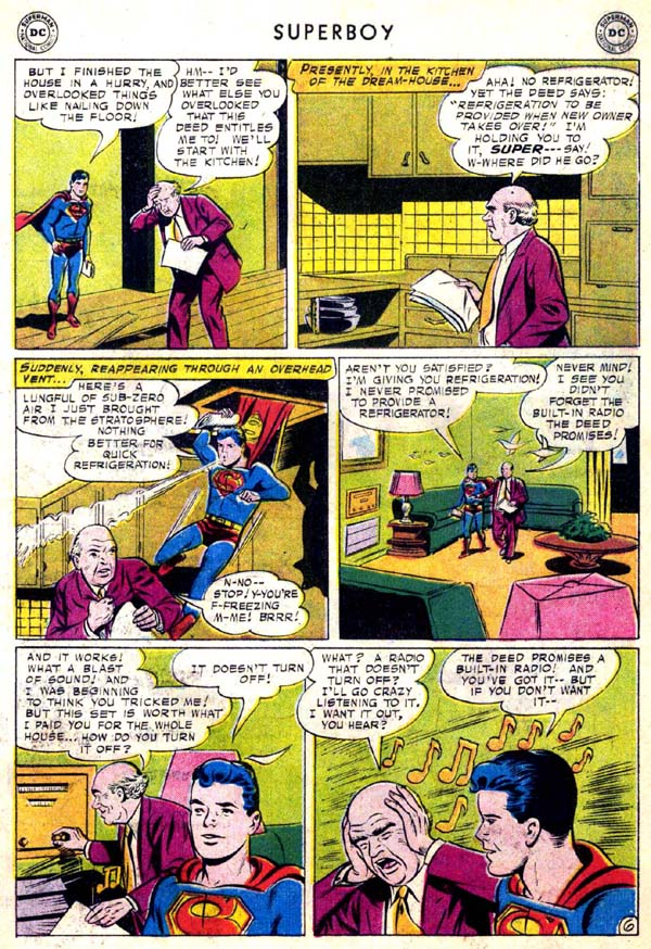 Superboy (1949) issue 70 - Page 16