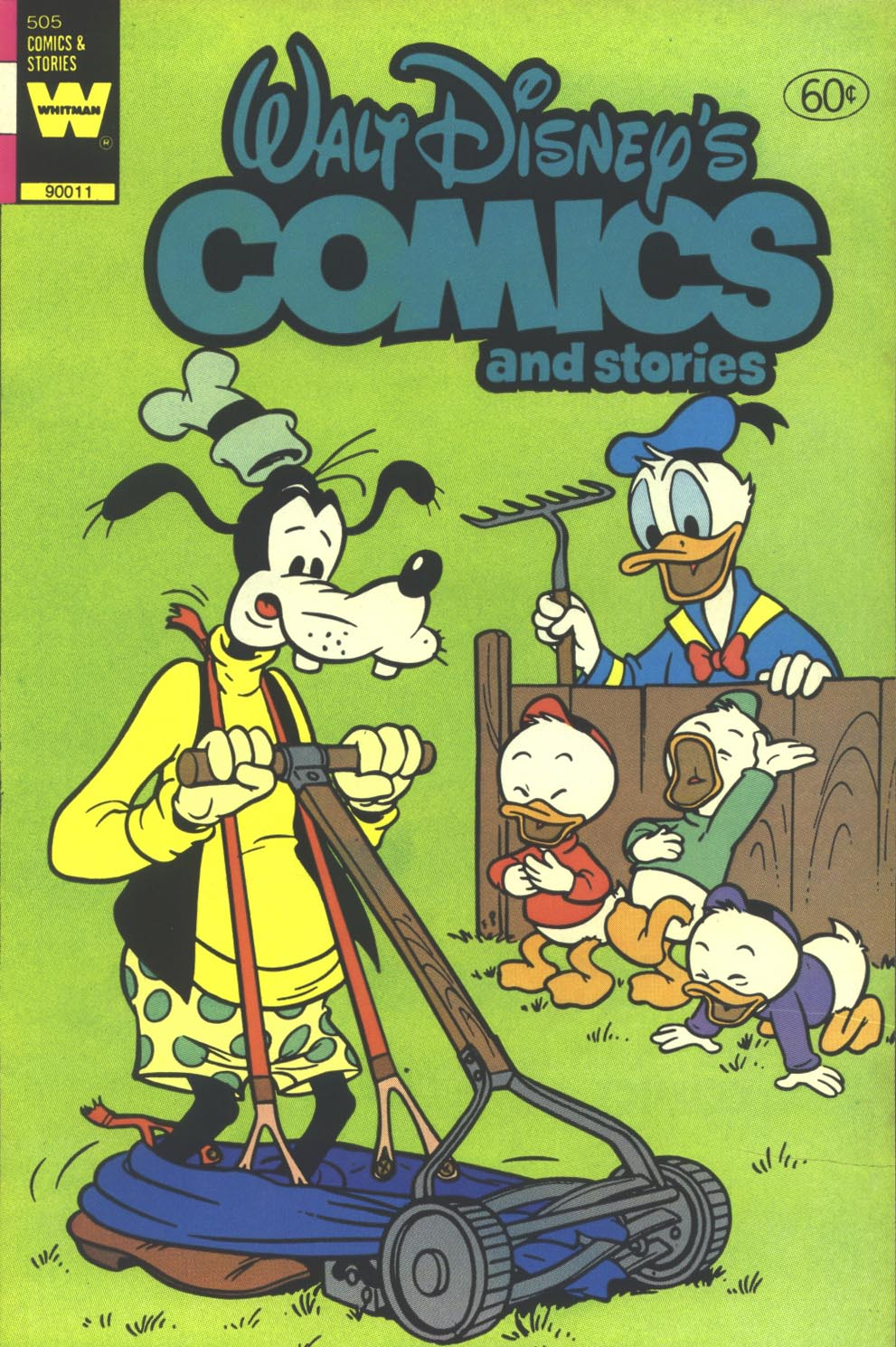 Walt Disney's Comics and Stories issue 505 - Page 1