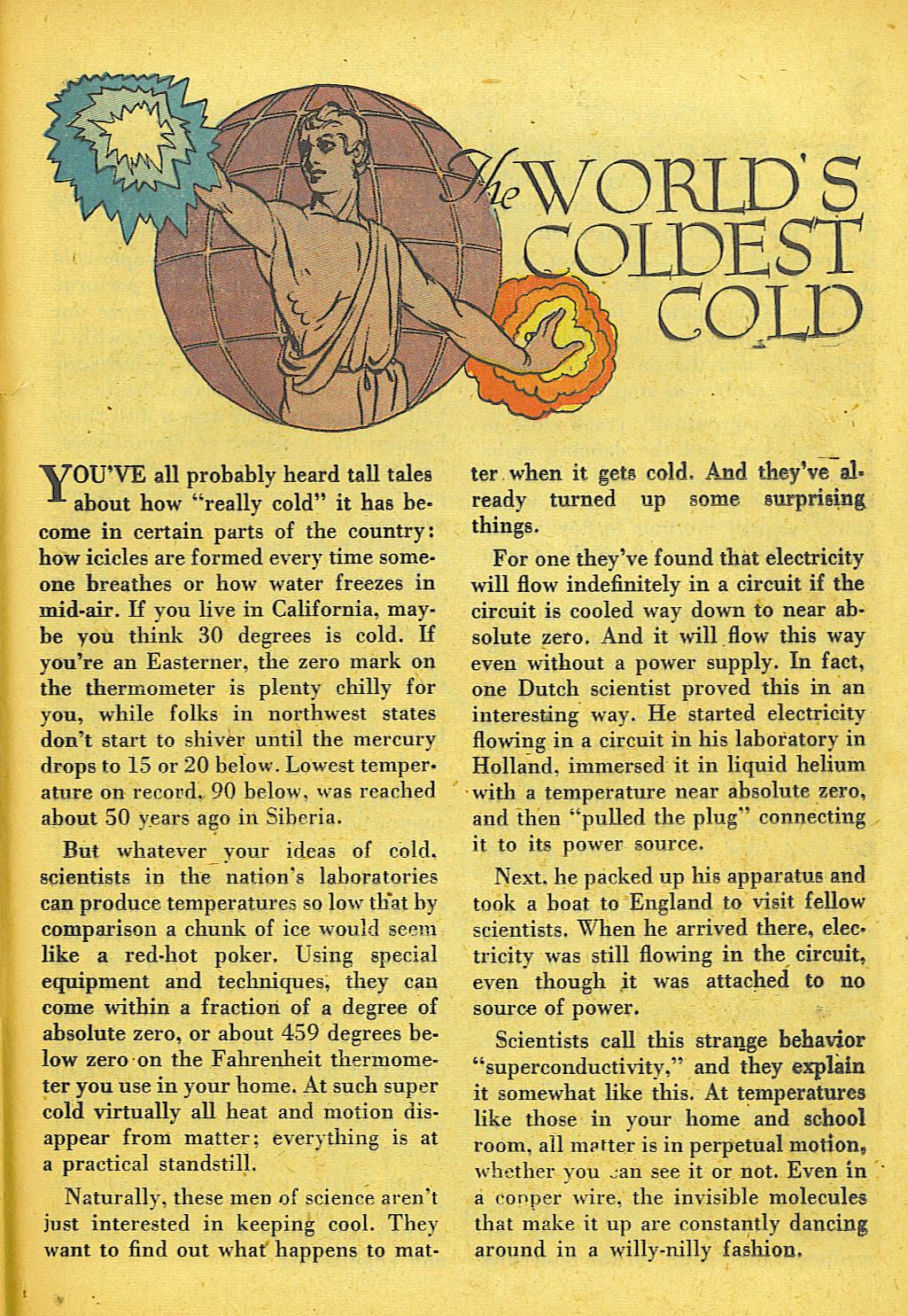 Read online Adventure Comics (1938) comic -  Issue #155 - 37