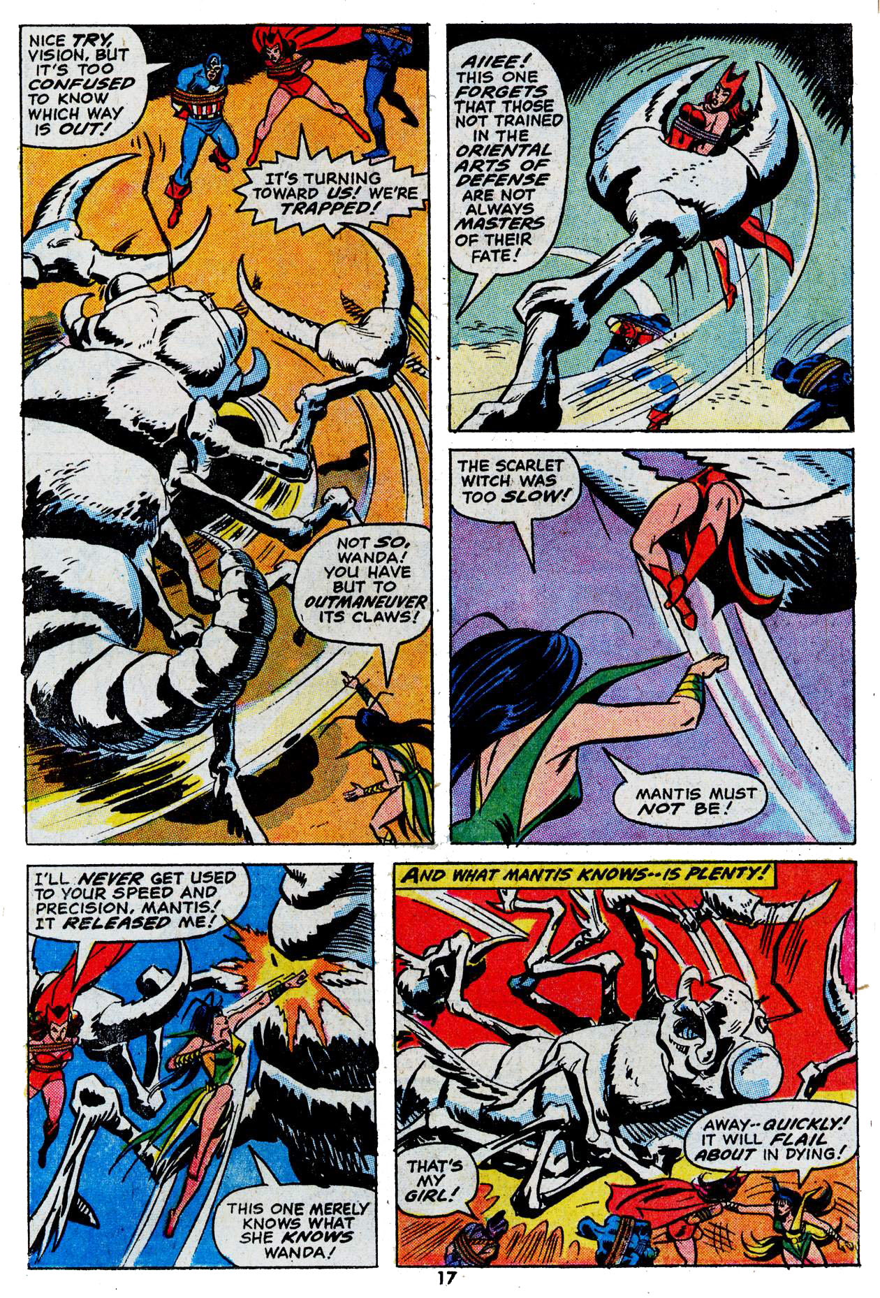 The Avengers (1963) 115 Page 12