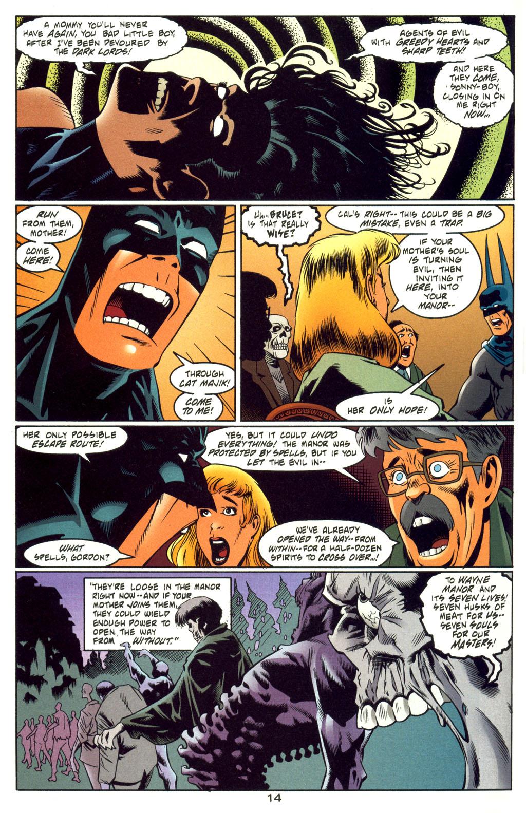 Read online Batman: Haunted Gotham comic -  Issue #4 - 14
