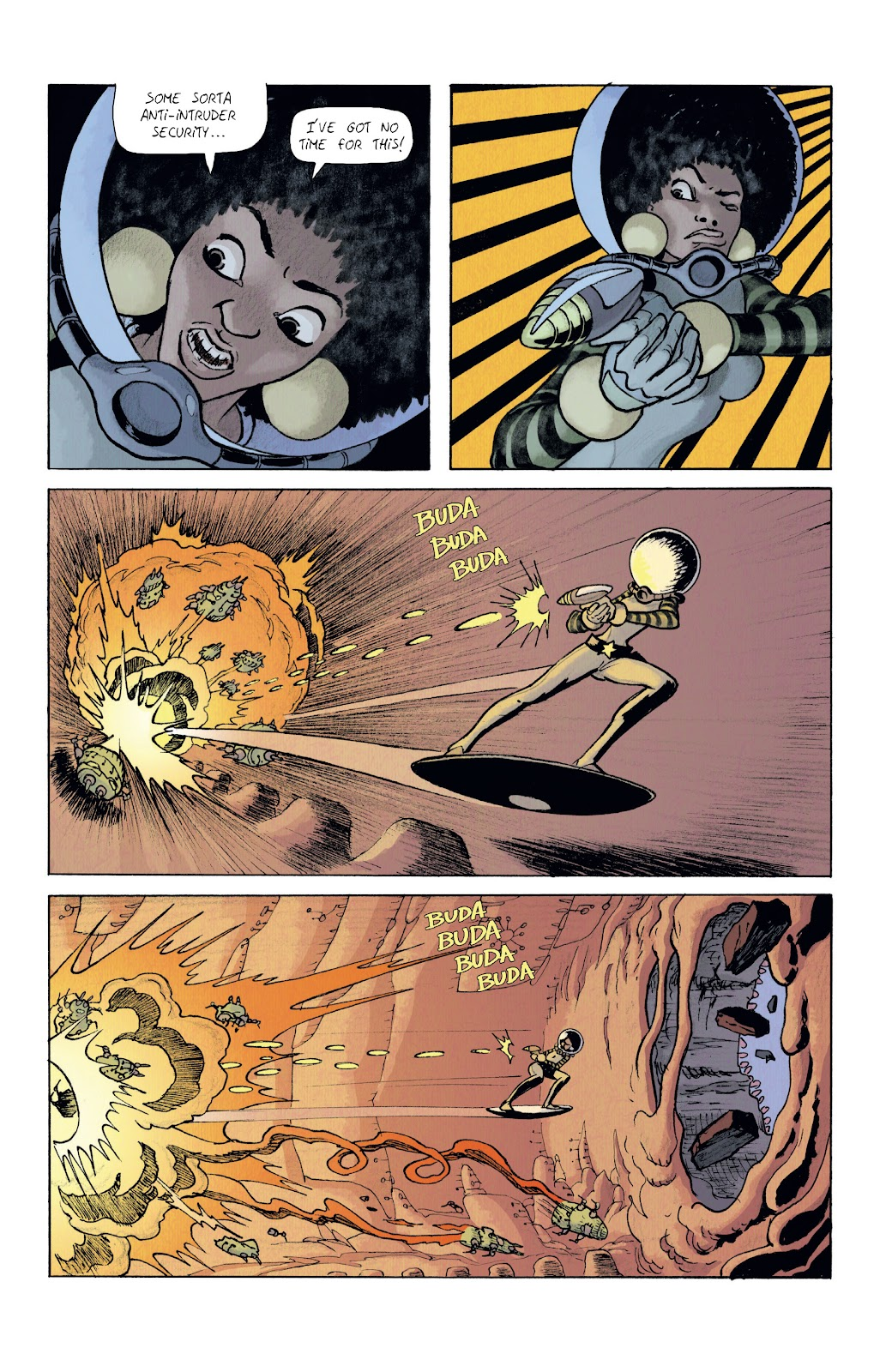 Read online Infinity 8 comic -  Issue #12 - 6