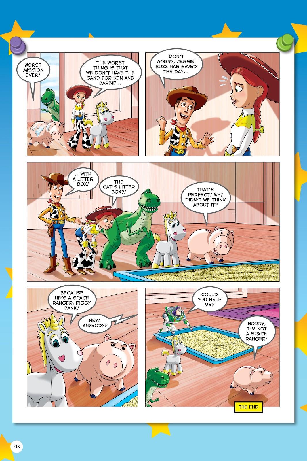Read online DISNEY·PIXAR Toy Story Adventures comic -  Issue # TPB 1 (Part 3) - 18