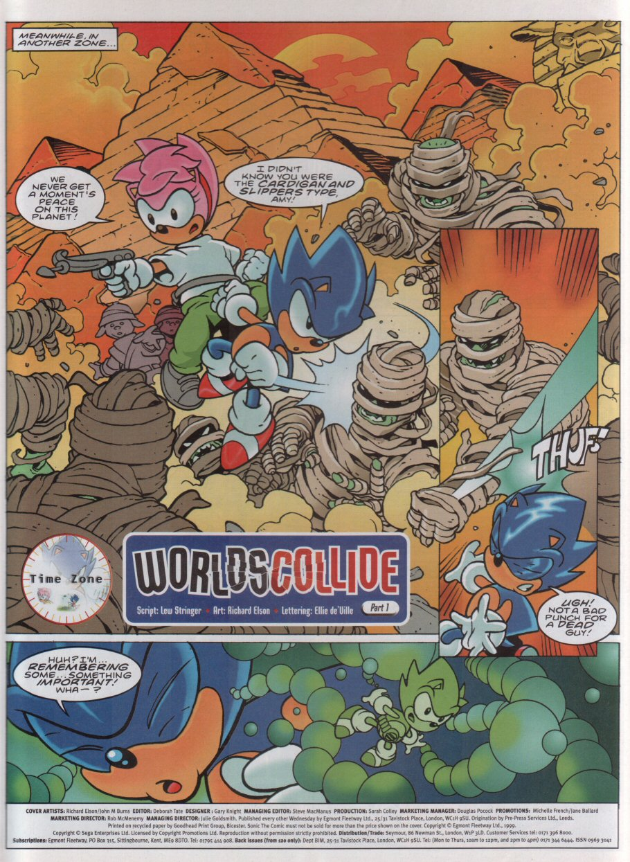 Read online Sonic the Comic comic -  Issue #164 - 3