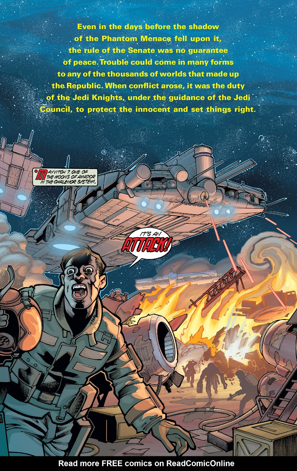 Read online Star Wars Legends: Rise of the Sith - Epic Collection comic -  Issue # TPB 1 (Part 4) - 68