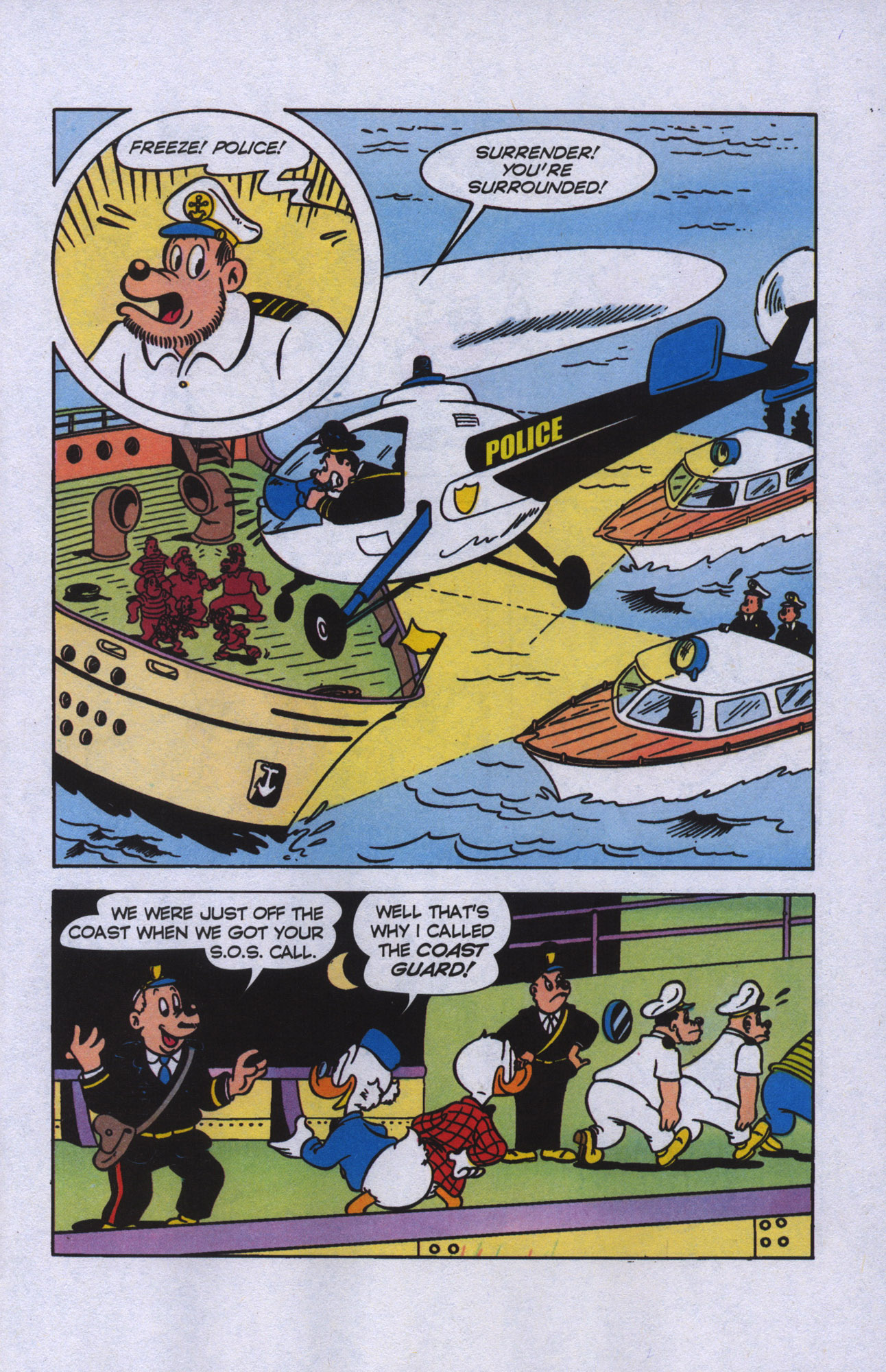 Read online Uncle Scrooge (1953) comic -  Issue #389 - 22