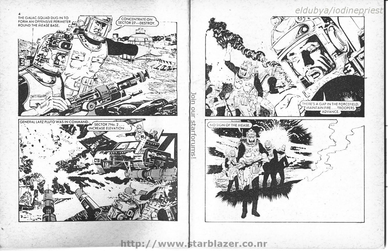 Starblazer issue 50 - Page 4