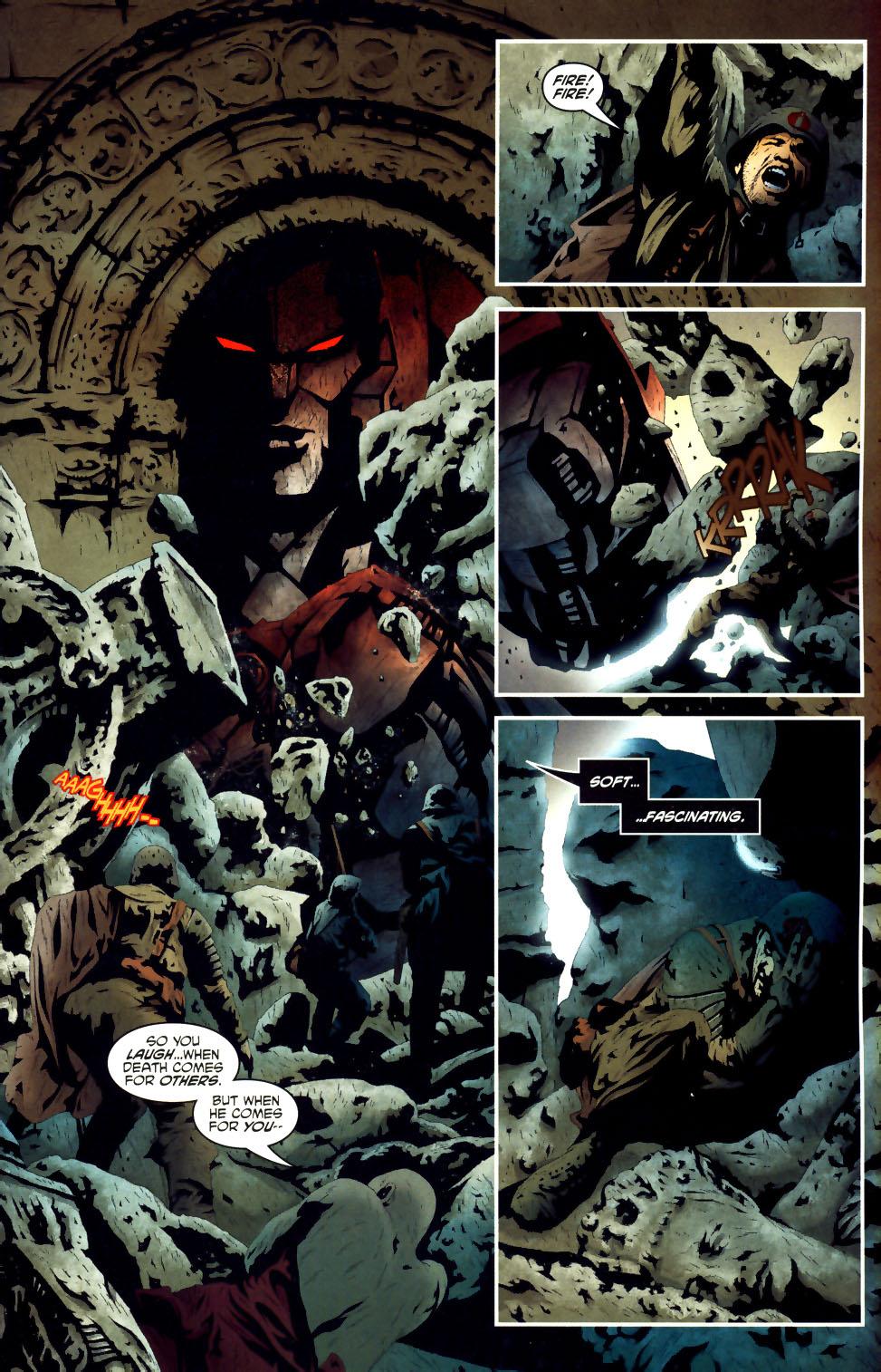 Read online Transformers/G.I. Joe comic -  Issue #1 - 5