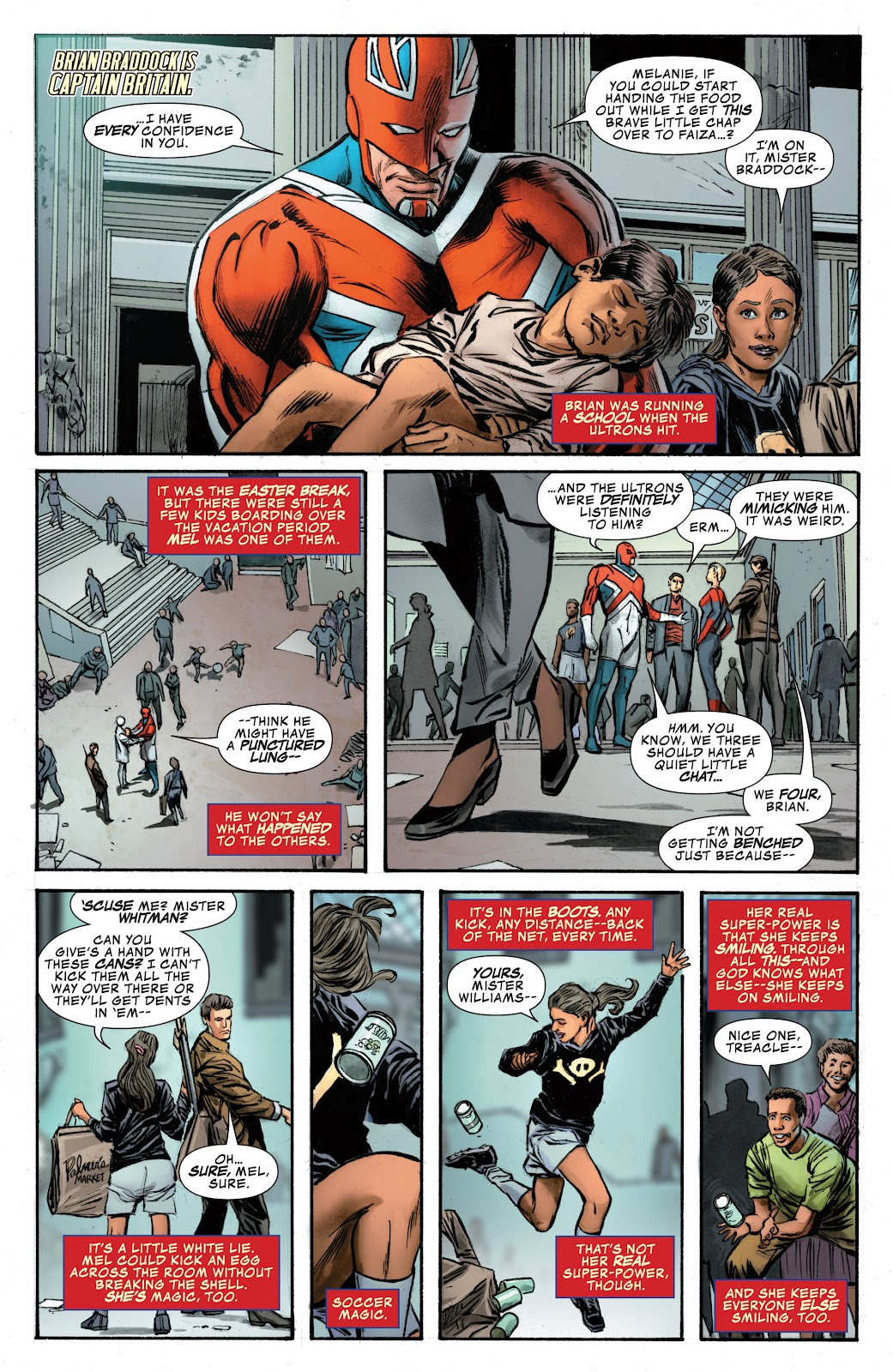 Read online Age of Ultron Companion comic -  Issue # TPB (Part 1) - 31