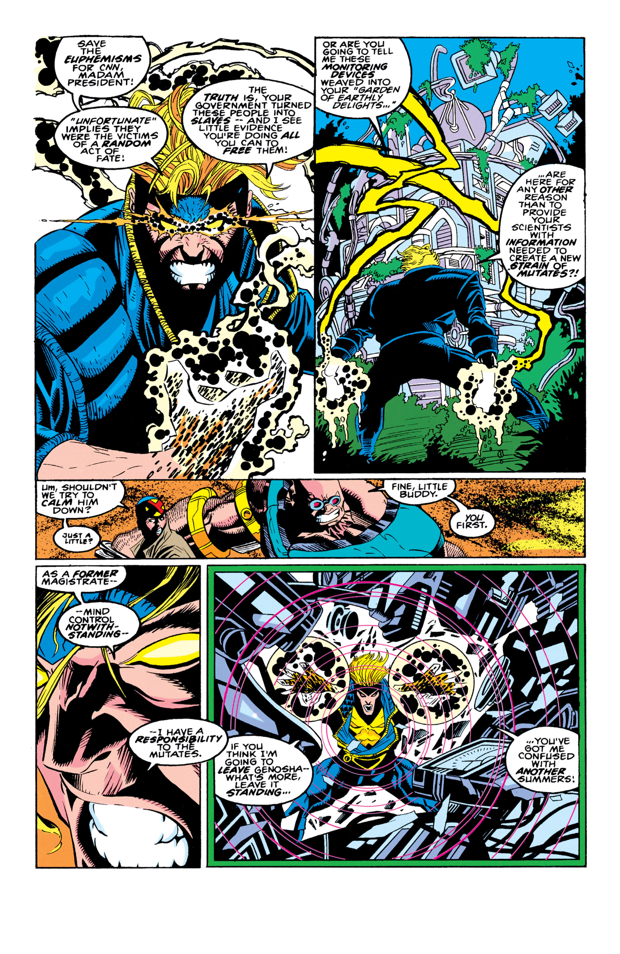 Read online X-Factor (1986) comic -  Issue #90 - 8