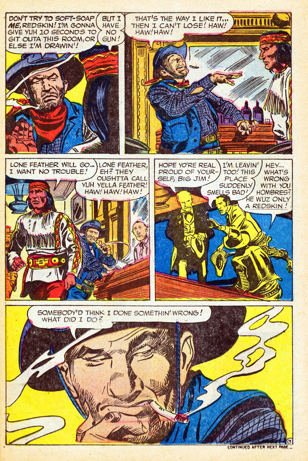 Gunsmoke Western issue 37 - Page 18
