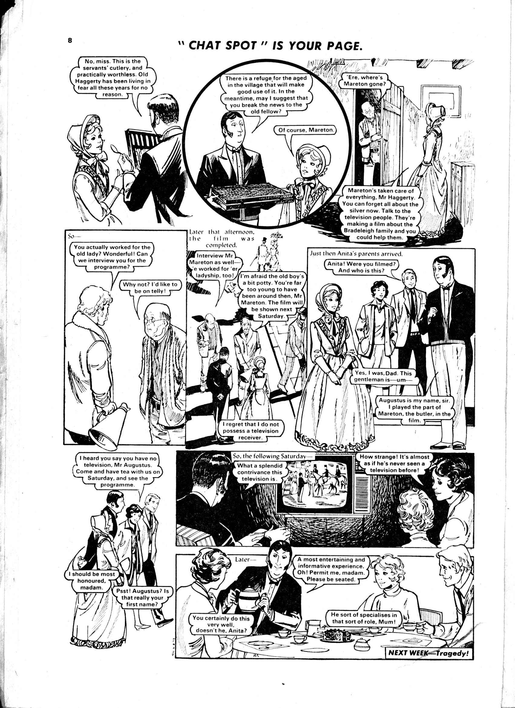 Read online Judy comic -  Issue #21 - 8