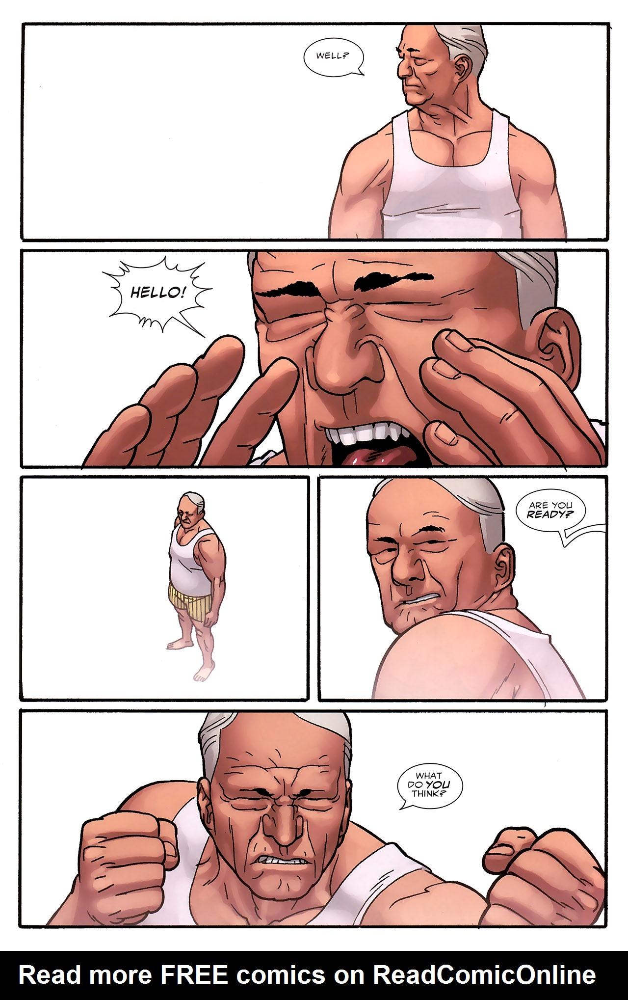 Read online Destroyer comic -  Issue #5 - 6