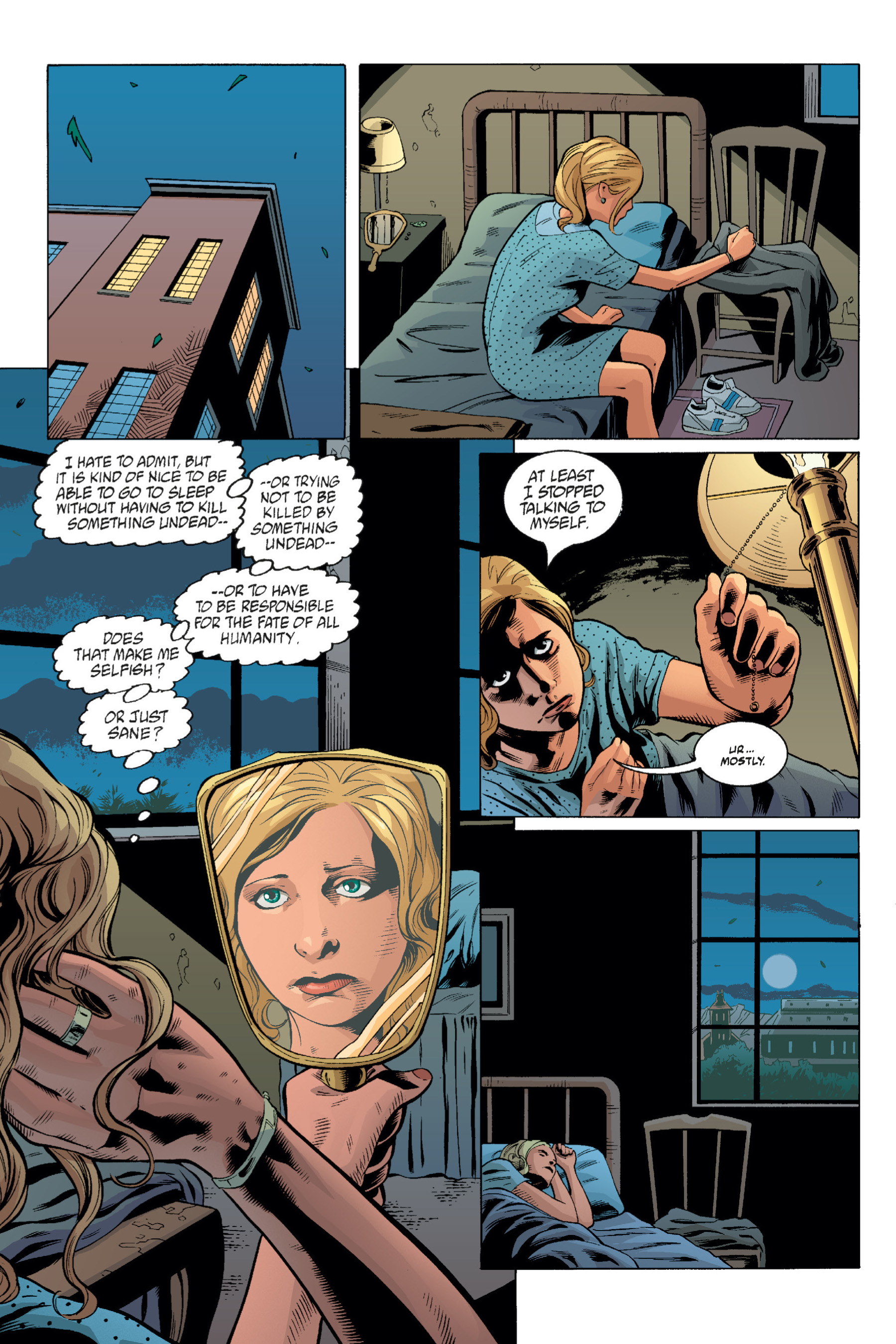 Read online Buffy the Vampire Slayer: Omnibus comic -  Issue # TPB 1 - 254