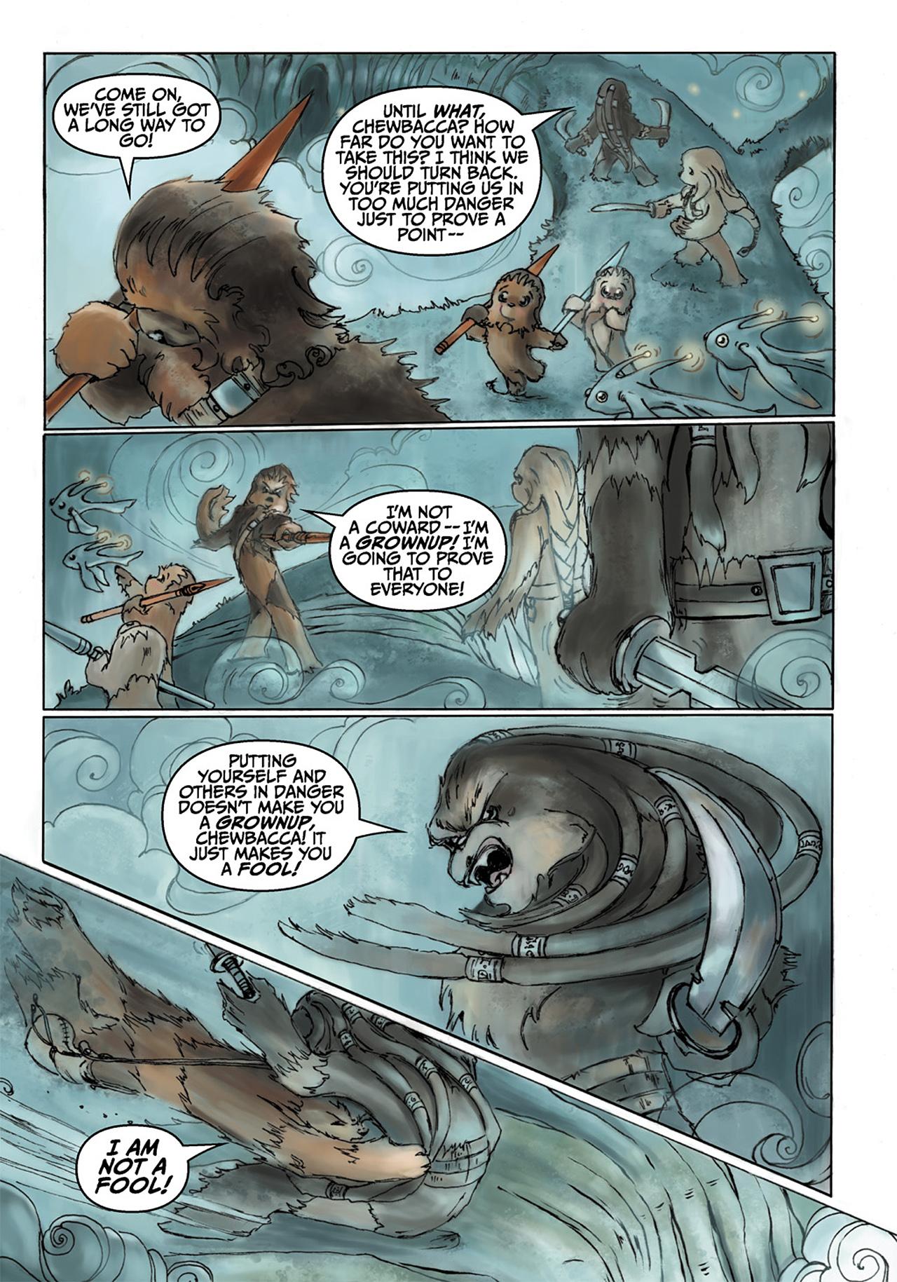 Read online Star Wars Omnibus comic -  Issue # Vol. 33 - 414