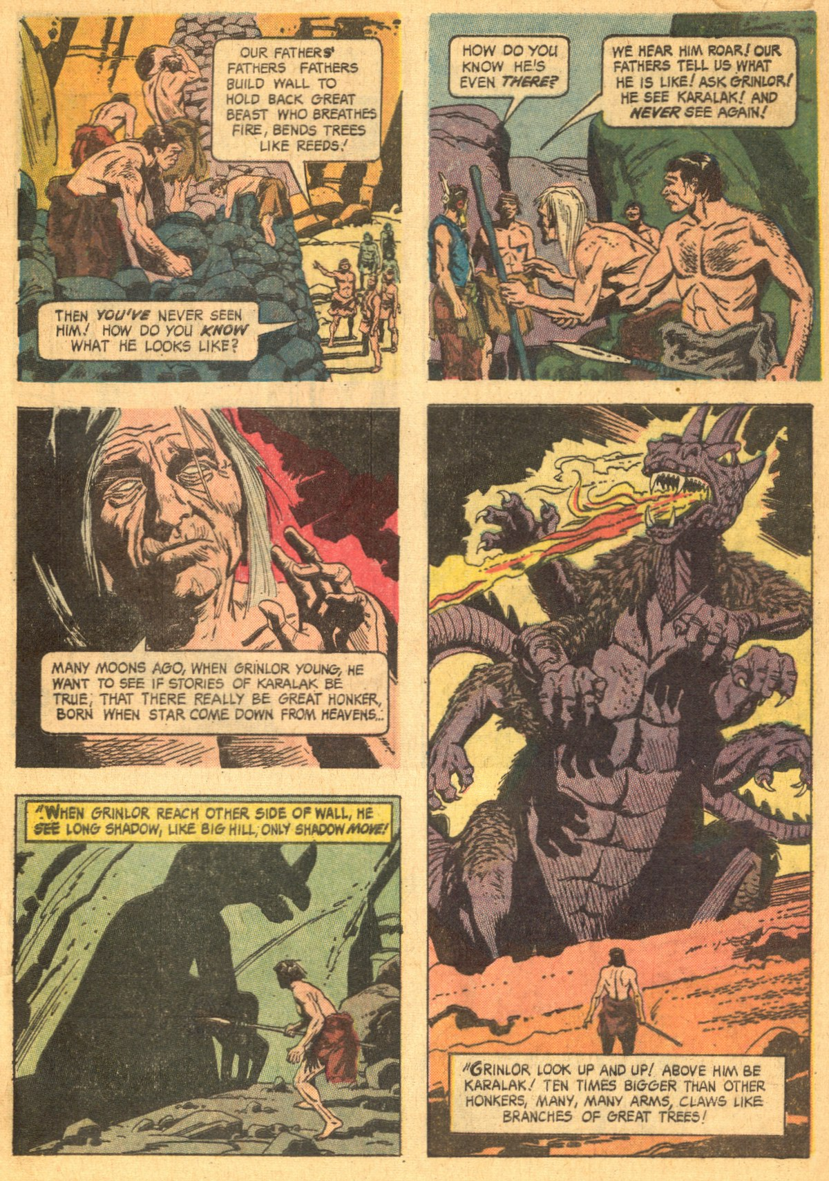 Read online Turok, Son of Stone comic -  Issue #46 - 5