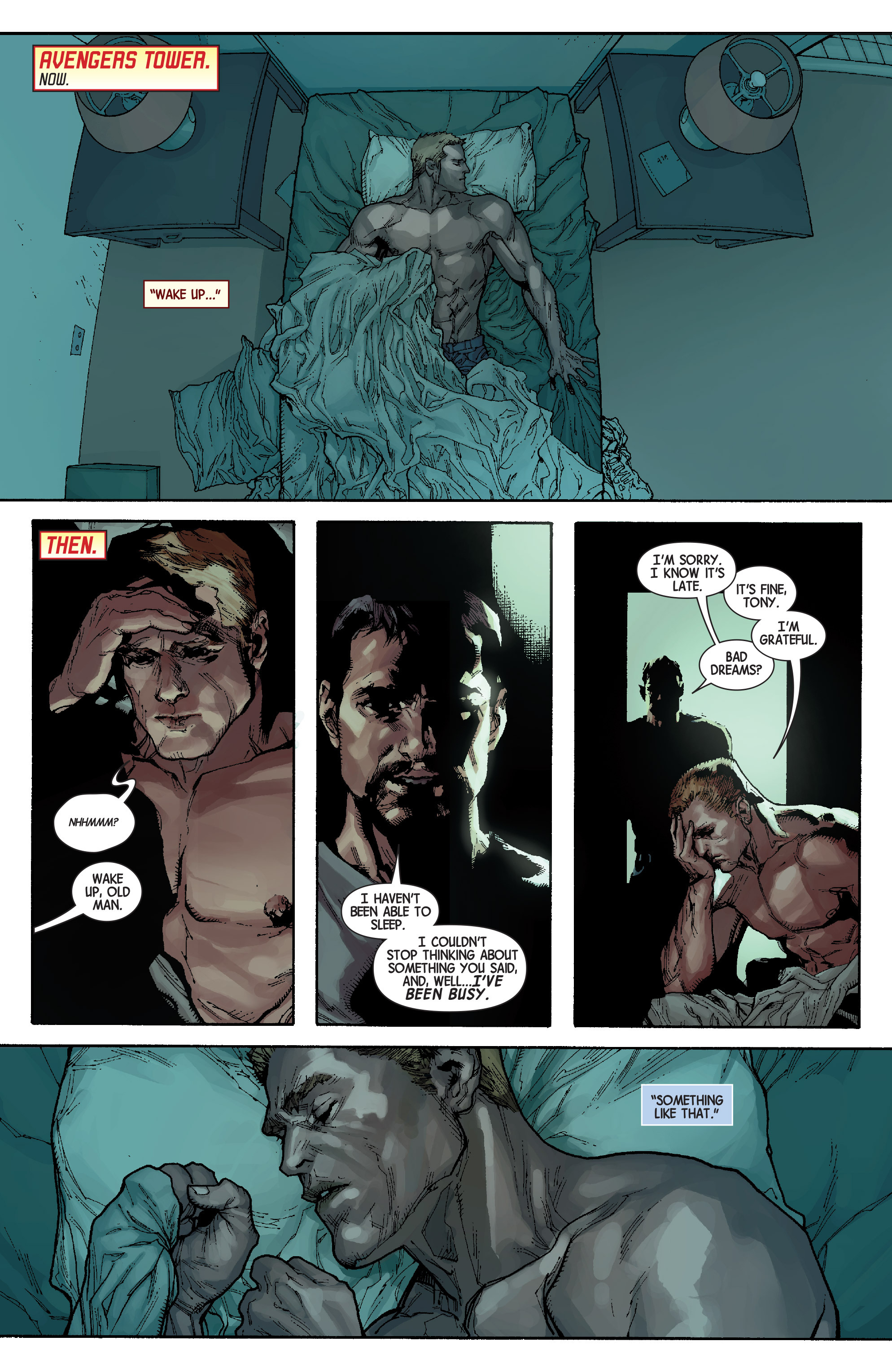 Read online Avengers (2013) comic -  Issue #29 - 5
