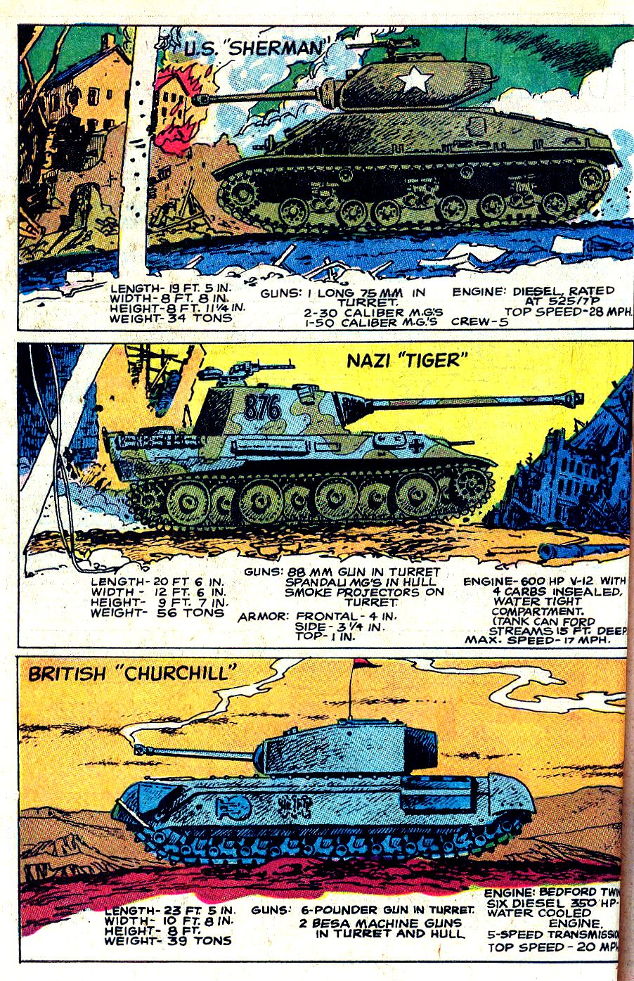 Read online Sgt. Fury comic -  Issue # _Special 5 - 34