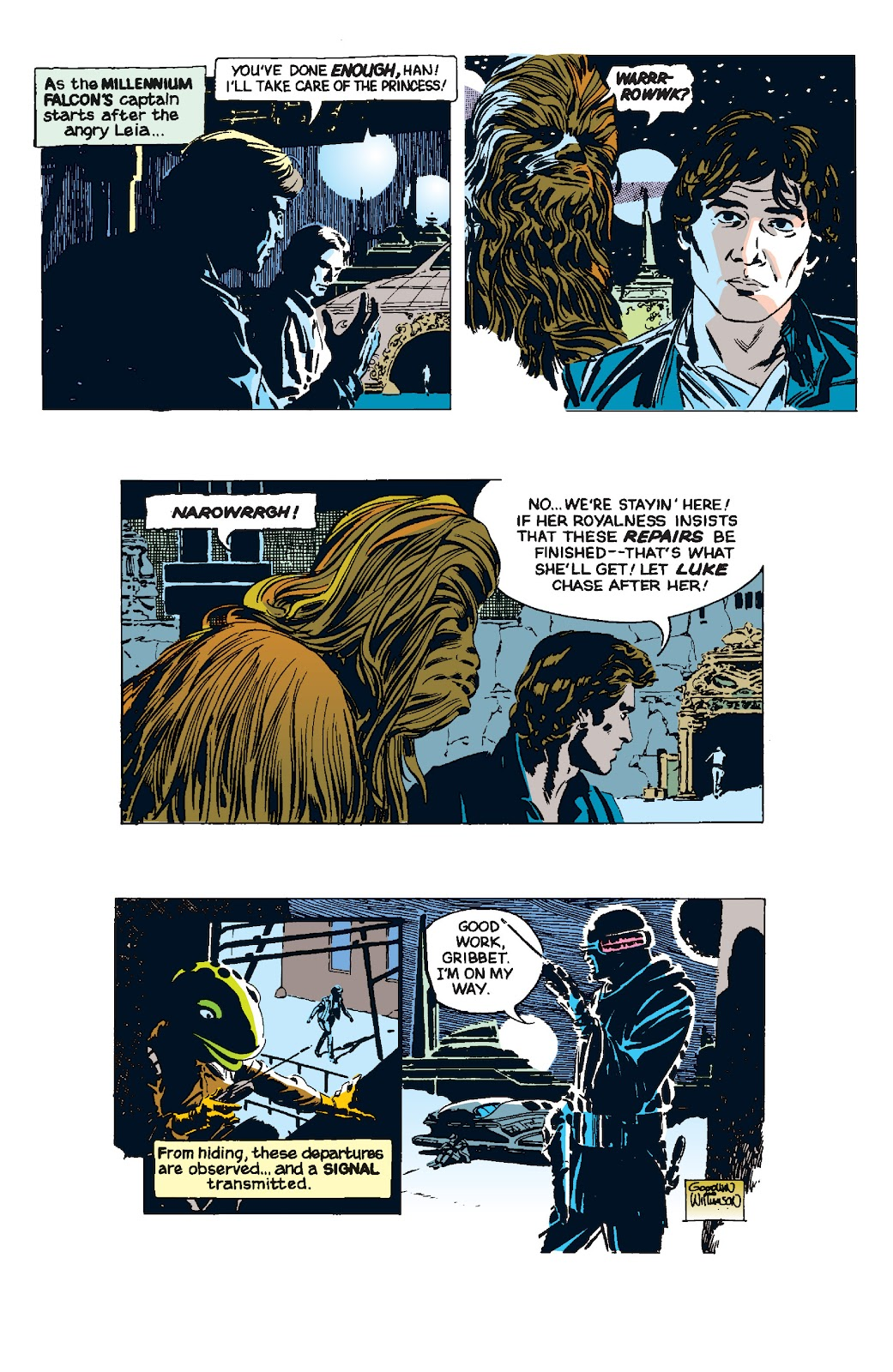 Read online Star Wars Legends: The Newspaper Strips - Epic Collection comic -  Issue # TPB (Part 5) - 1