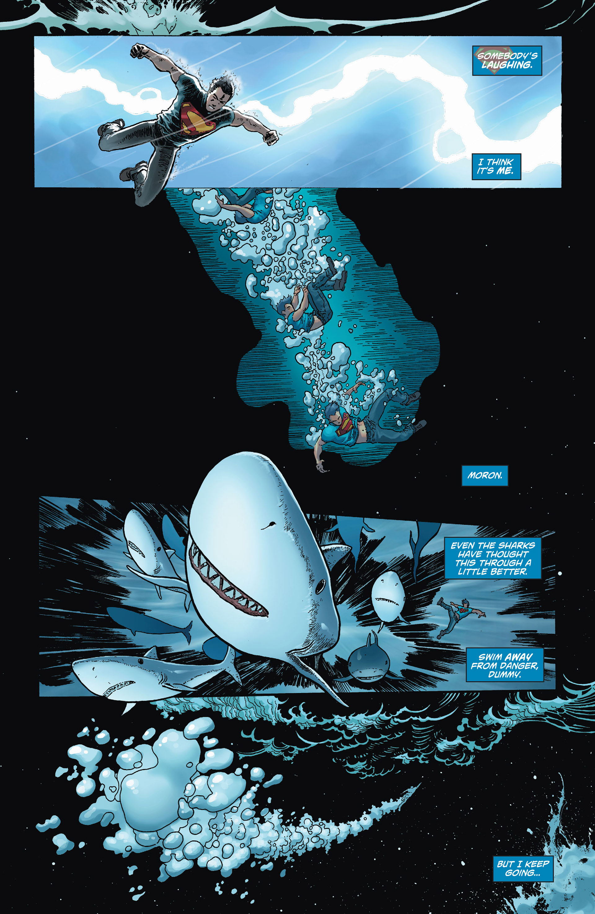 Read online Action Comics (2011) comic -  Issue #25 - 13