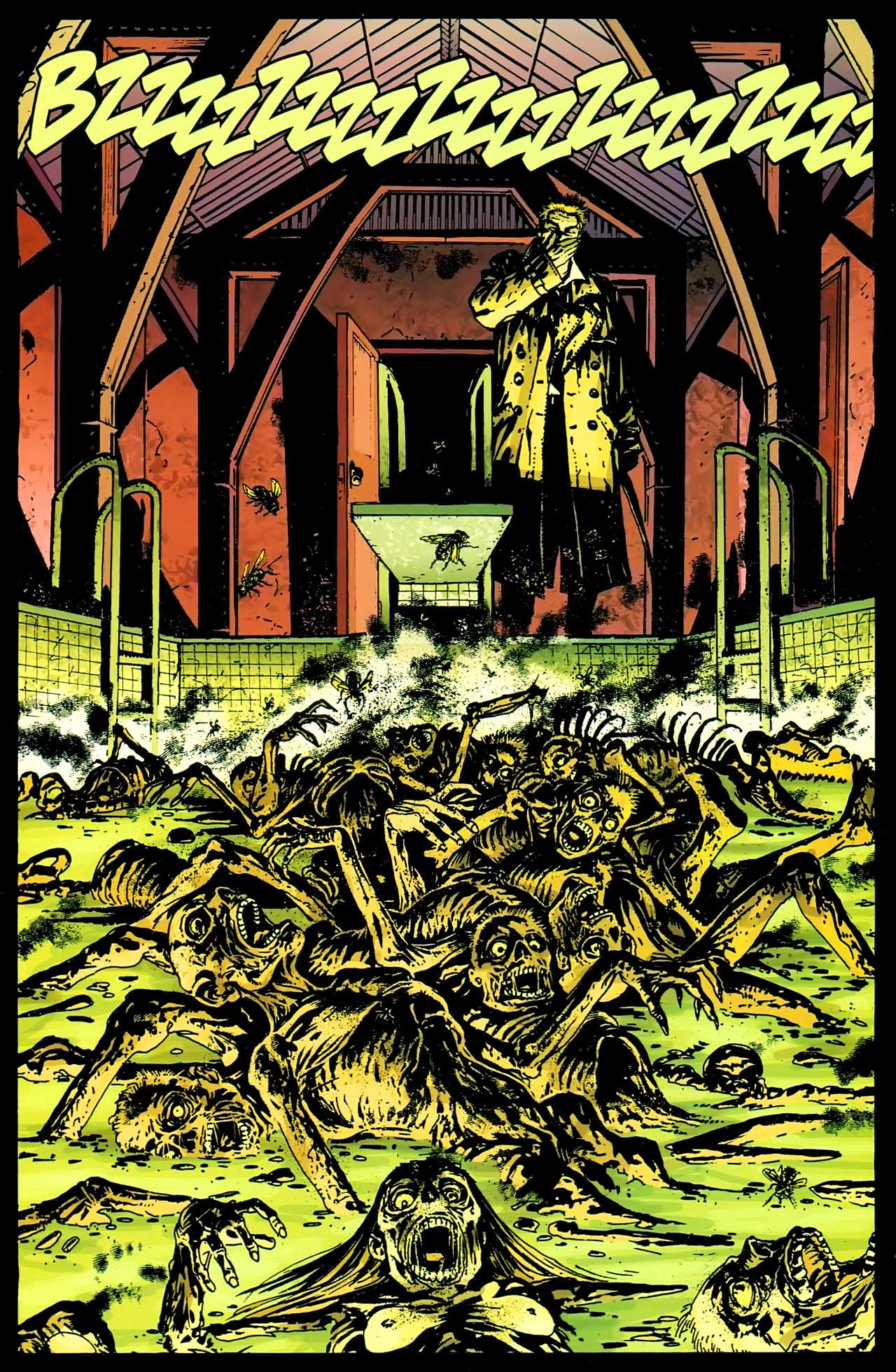 Read online John Constantine Hellblazer: All His Engines comic -  Issue # Full - 38