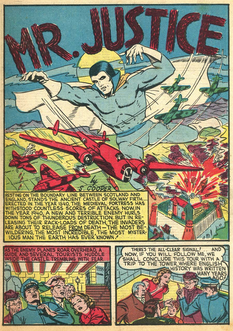 Blue Ribbon Comics (1939) issue 9 - Page 3