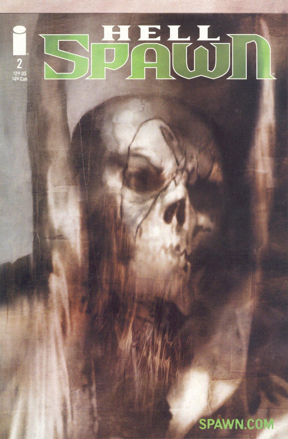 Hellspawn issue 2 - Page 1