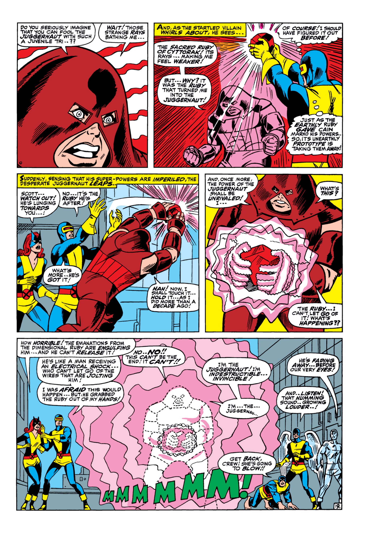 Uncanny X-Men (1963) 33 Page 19