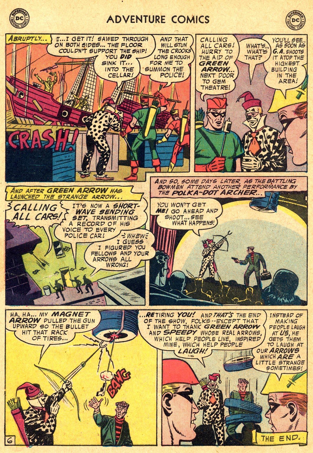 Read online Adventure Comics (1938) comic -  Issue #238 - 32