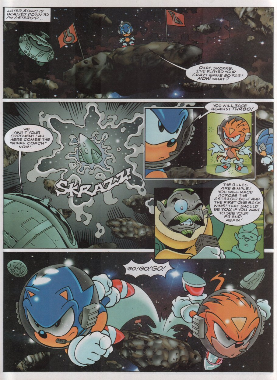 Read online Sonic the Comic comic -  Issue #161 - 5